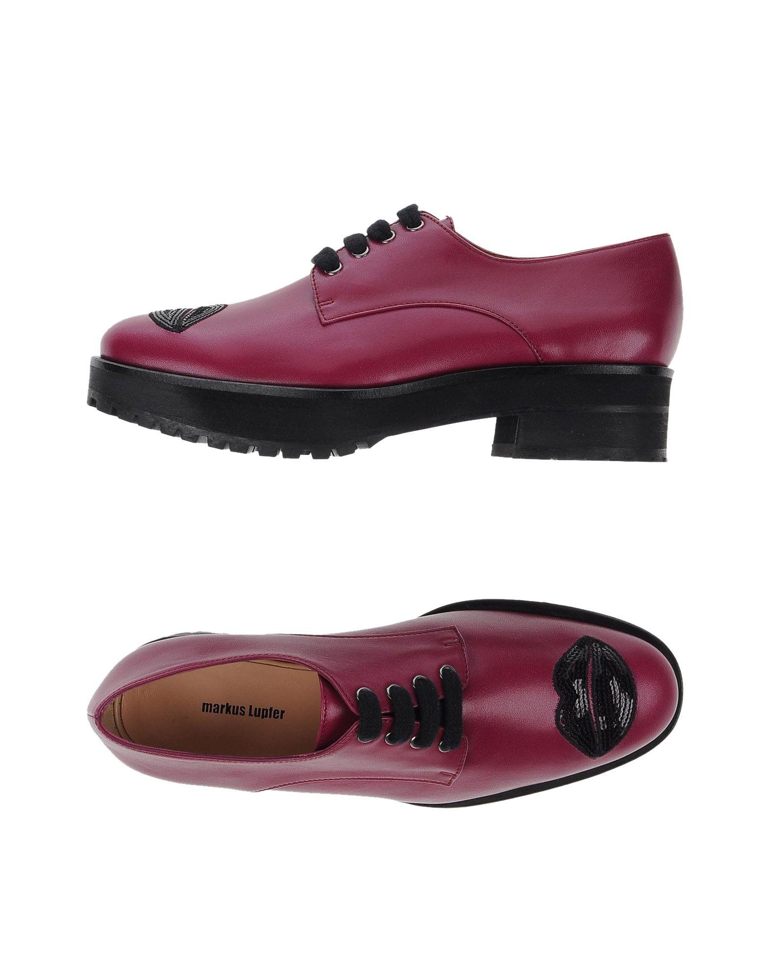 Stilvolle billige Schuhe Markus Lupfer 11065612VW Schnürschuhe Damen 11065612VW Lupfer 430c54