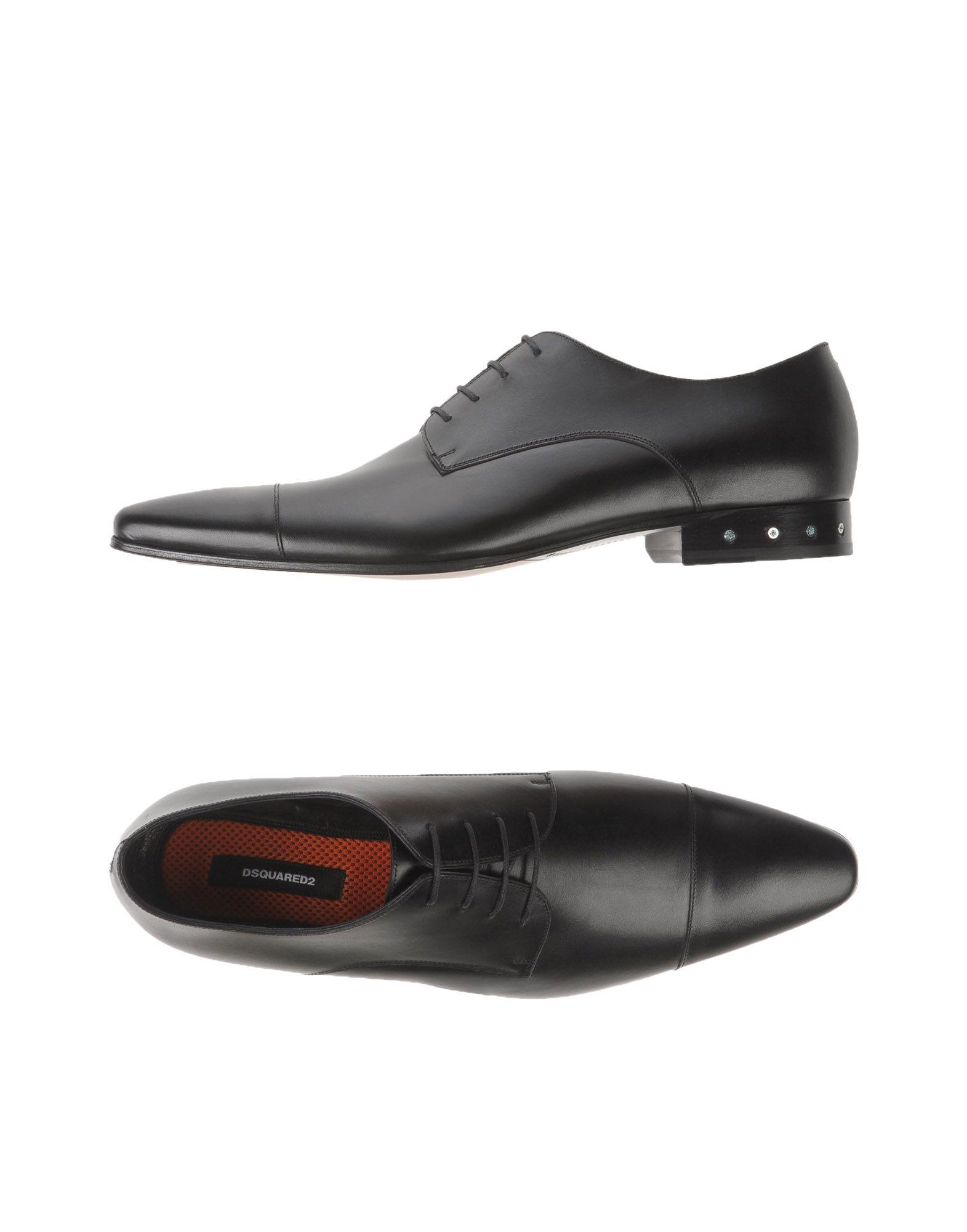 Chaussures À Lacets Dsquared2 Femme - Chaussures À Lacets Dsquared2 sur