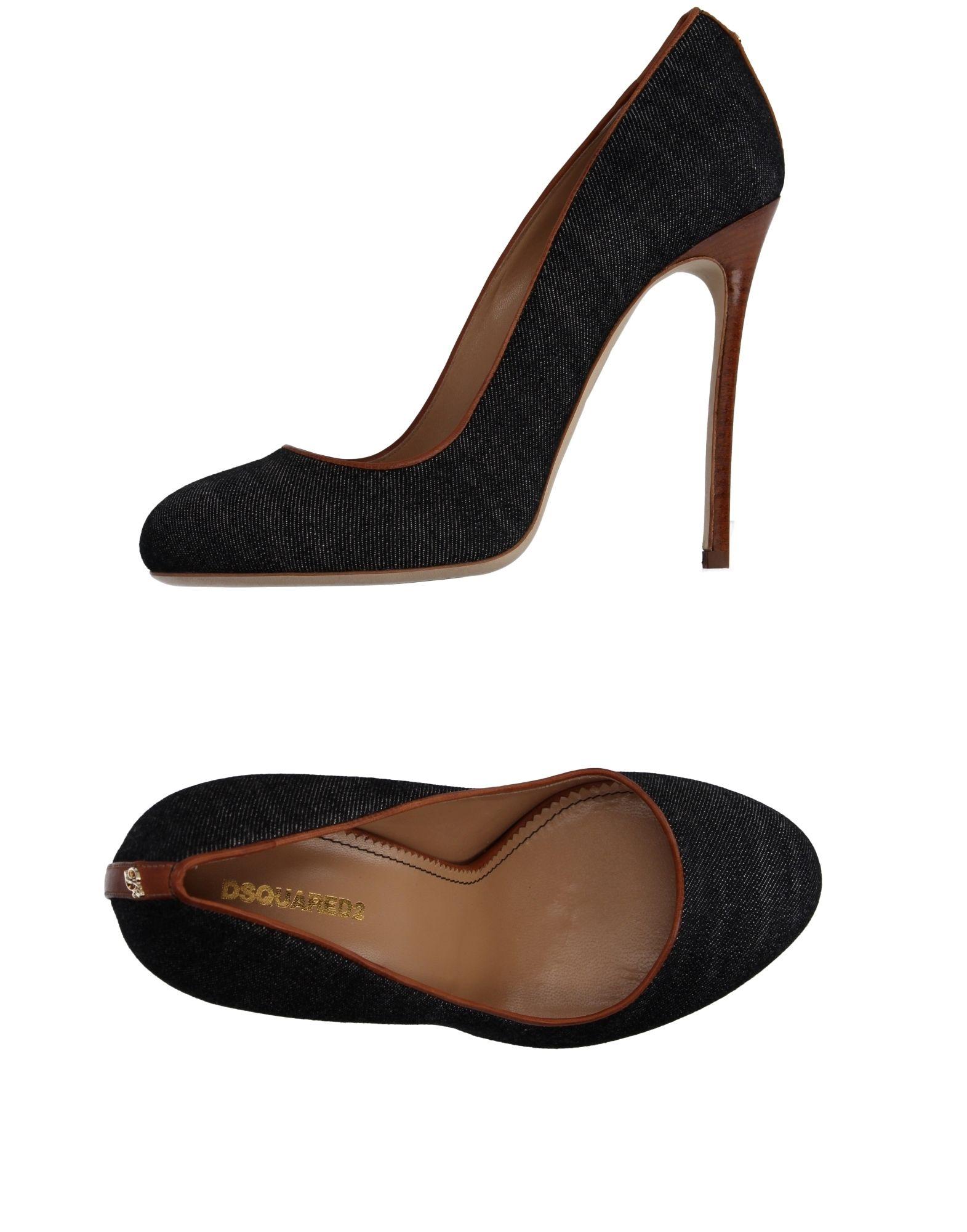 Dsquared2 Pumps Damen  11066021OUGut aussehende strapazierfähige Schuhe