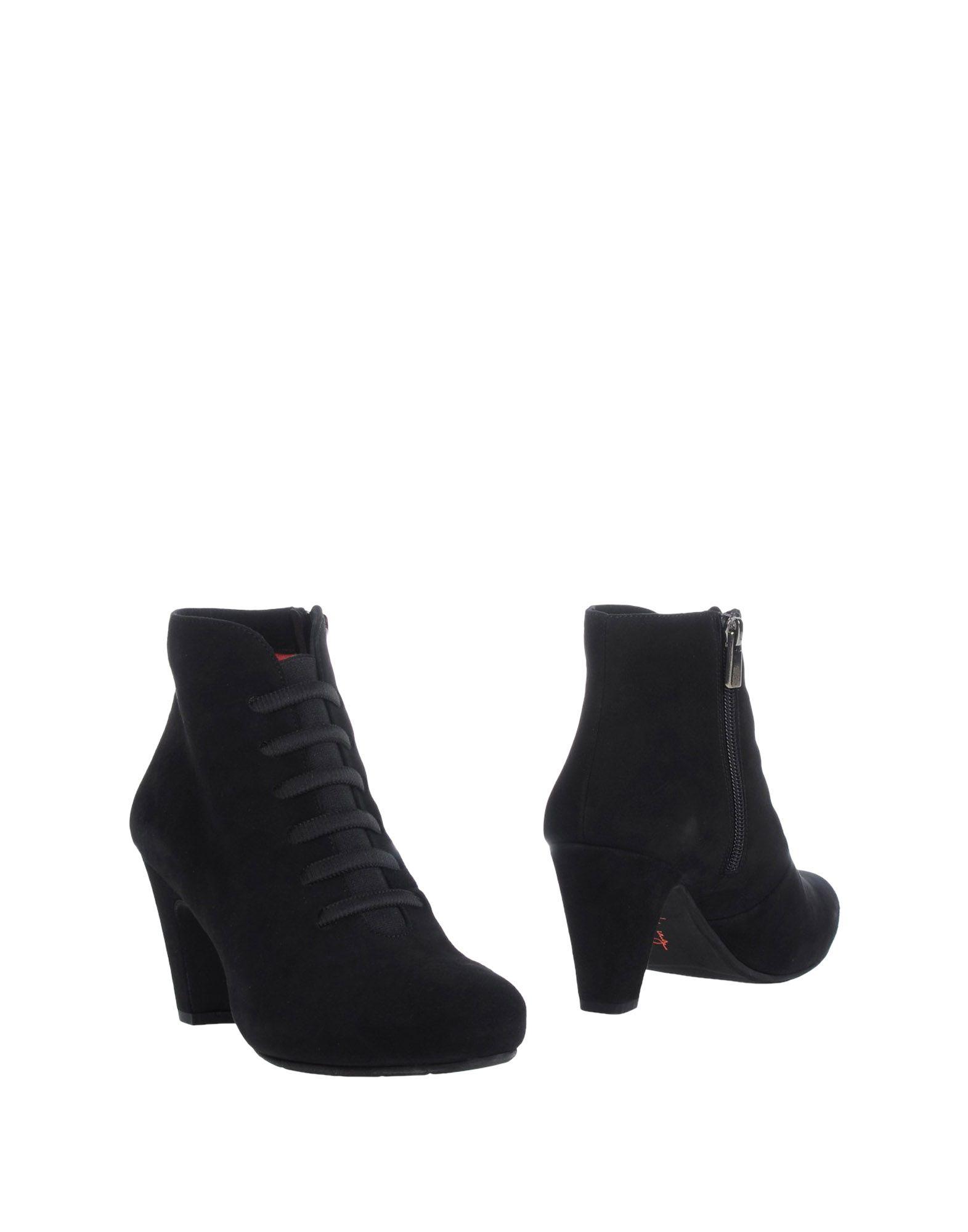 Pas De Rouge Stiefelette Damen  11066240CEGut aussehende strapazierfähige Schuhe