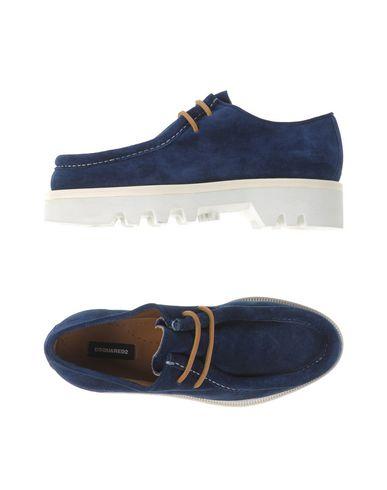 Zapatos de hombre hombre hombre y mujer de promoción por tiempo limitado Mocasín Dsquared2 Hombre - Mocasines Dsquared2 - 11066472KU Azul marino 0f8c0e