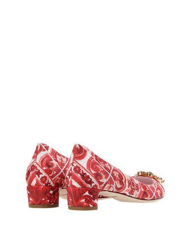 Dolce Rouge amp; Dolce Escarpins Dolce Gabbana Rouge Escarpins amp; Gabbana nxpIqBdw