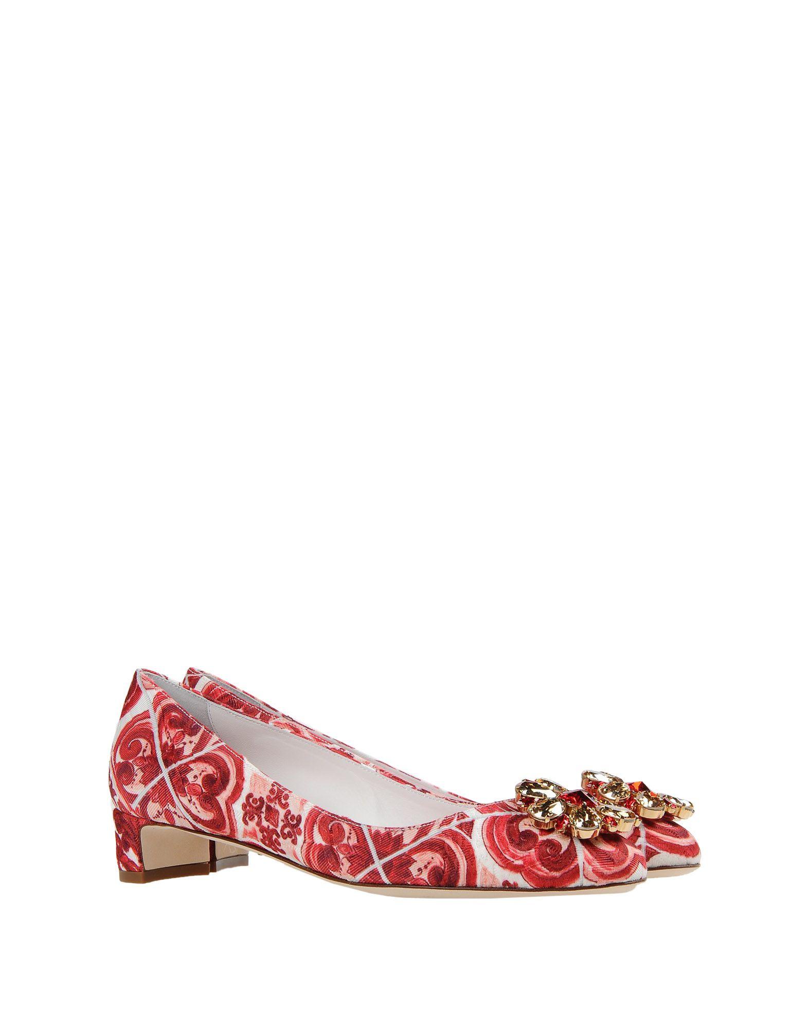 Dolce & Gabbana gut Pumps Damen  11066548MQGünstige gut Gabbana aussehende Schuhe 2f0a1f