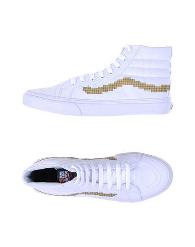 Vans U Sk8-Hi Slim Nintendo Console - Sneakers - Women Vans Sneakers ... 5dd87543f751