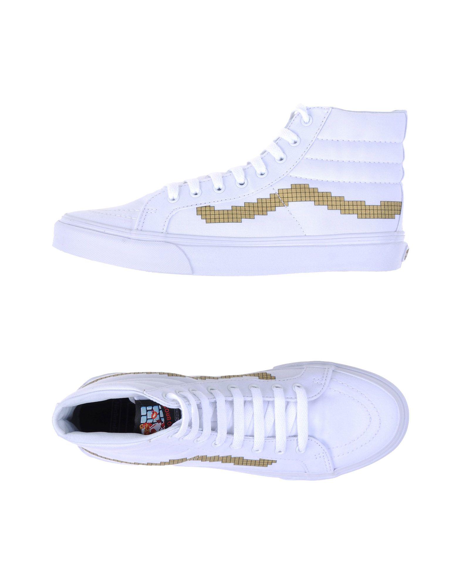 Vans U Sk8-Hi Slim Nintendo Console - - - Sneakers - Women Vans Sneakers online on  United Kingdom - 11066770JV 48fcdc