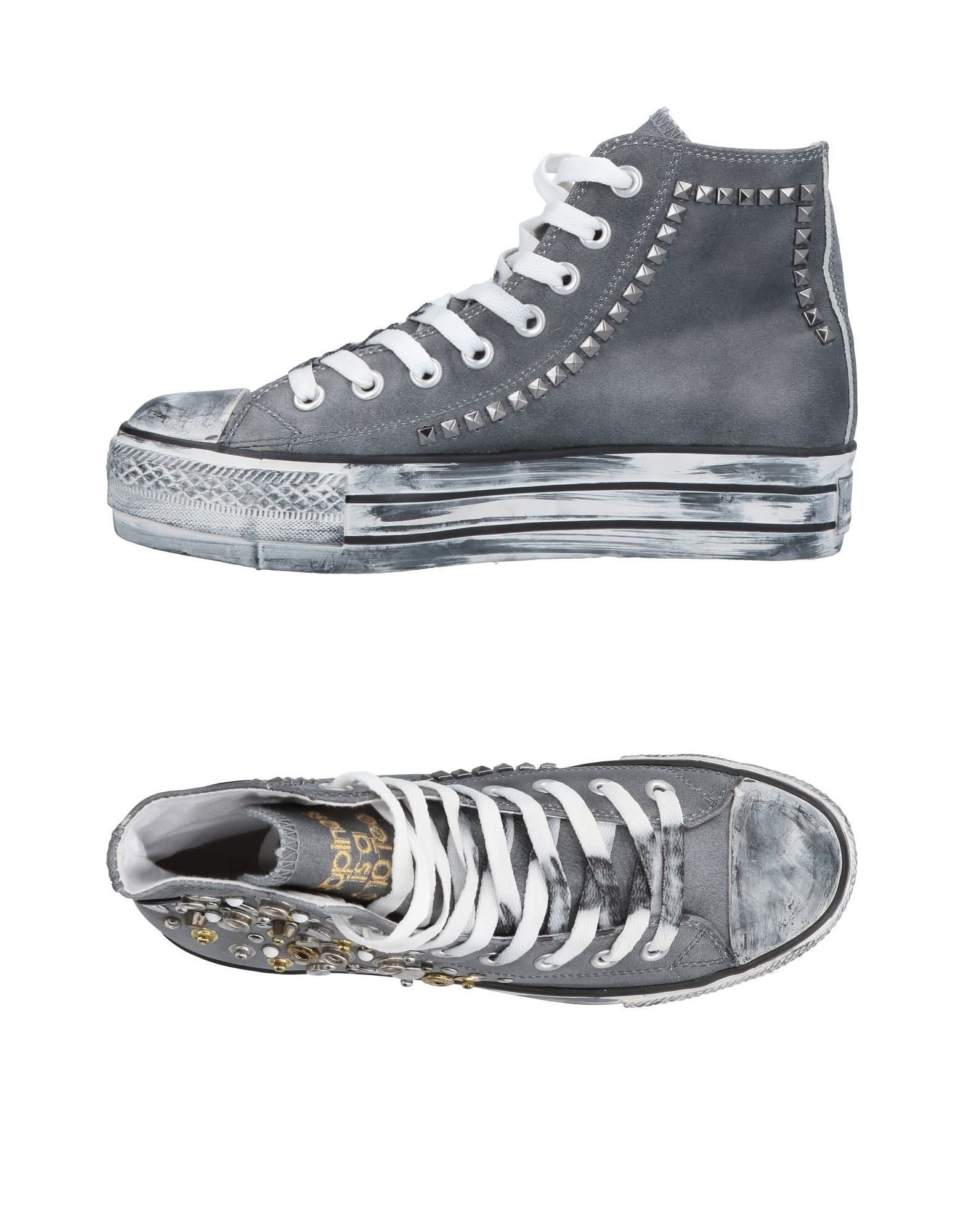 Baskets Happiness Gris Femme - Baskets Happiness Gris Happiness Chaussures casual sauvages 55e207