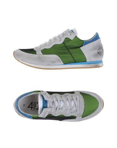 Zapatillas Quattrobarradodici Mujer - Zapatillas Quattrobarradodici - zapatos 11067158VX Gris perla Los zapatos - más populares para hombres y mujeres 150cd3