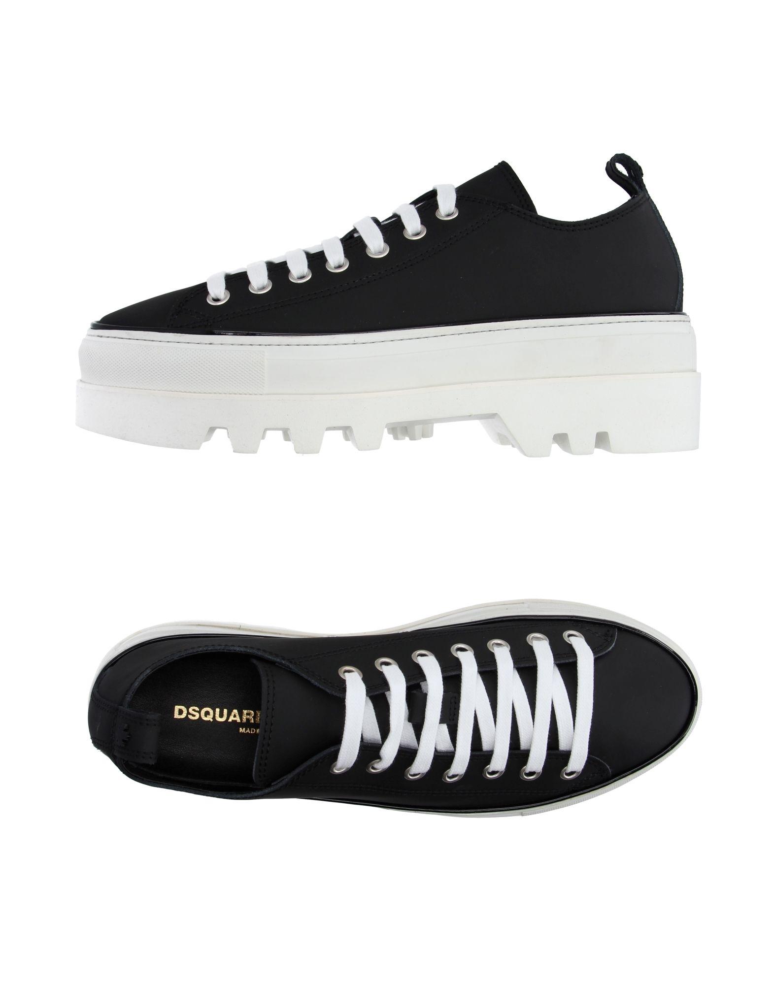 Günstige und modische Schuhe Dsquared2 Sneakers Herren  11067389UN