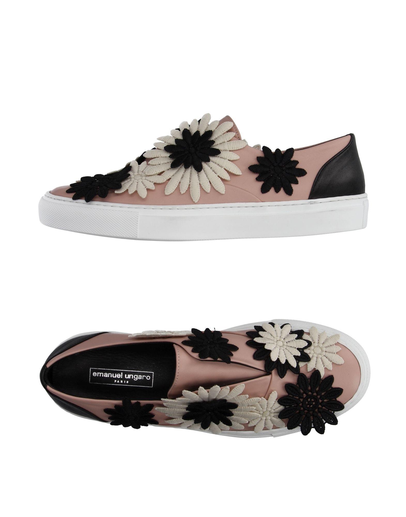 Rabatt Schuhe Emanuel Ungaro Sneakers Damen  11067395KF