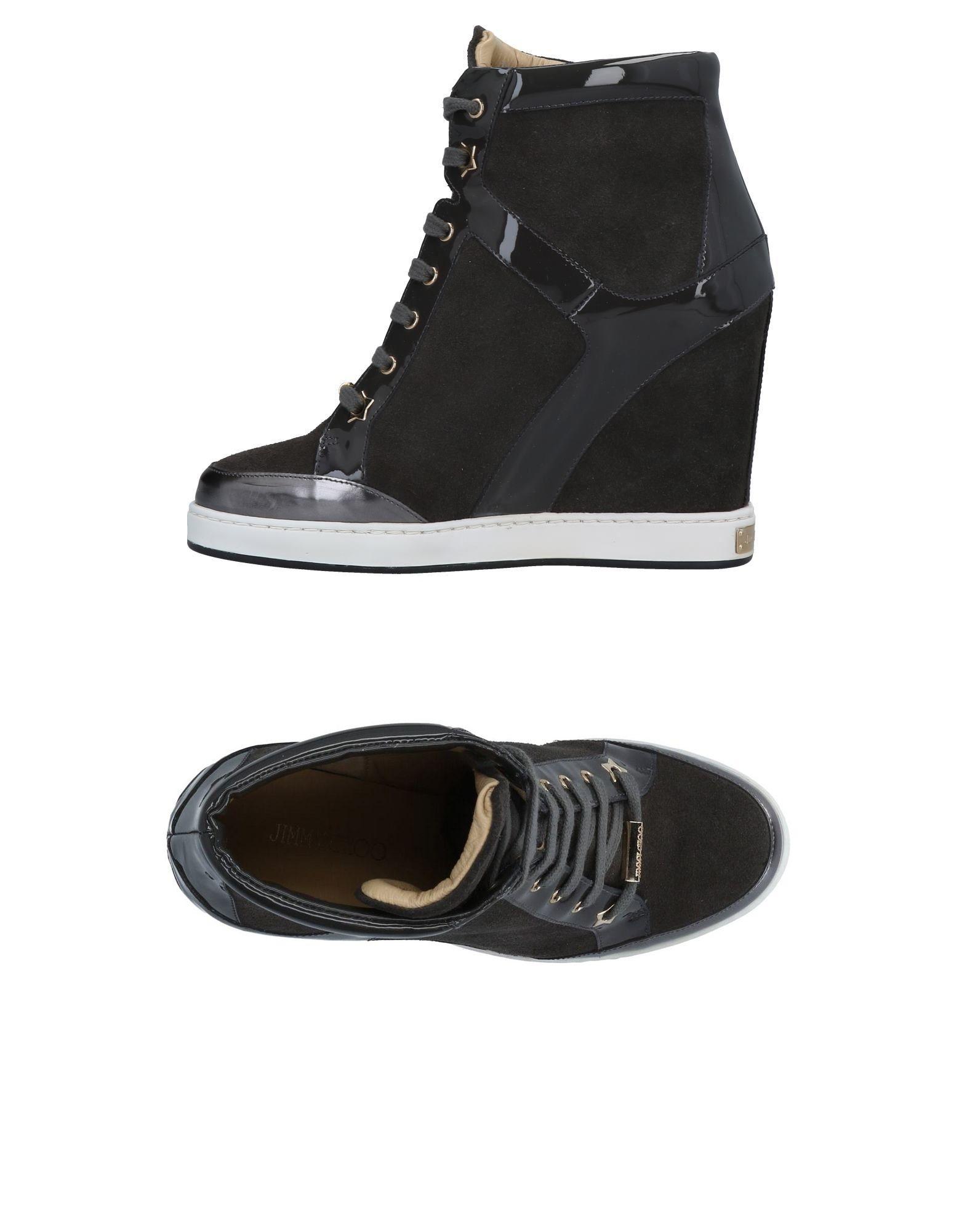 Jimmy Choo Beliebte Sneakers Damen  11067657JW Beliebte Choo Schuhe 85bb42