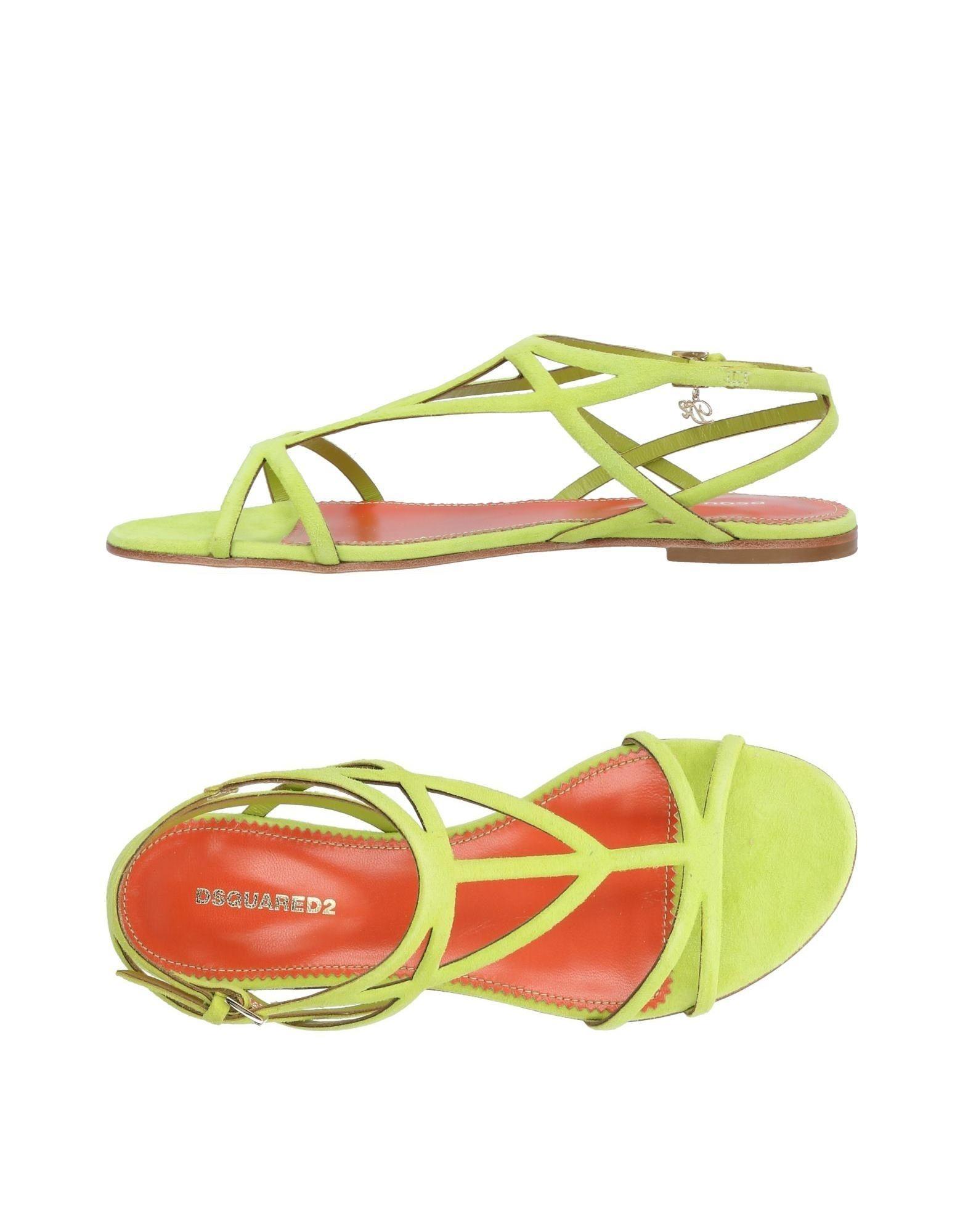 Dsquared2 Sandalen Damen  11067707SUGut aussehende strapazierfähige Schuhe
