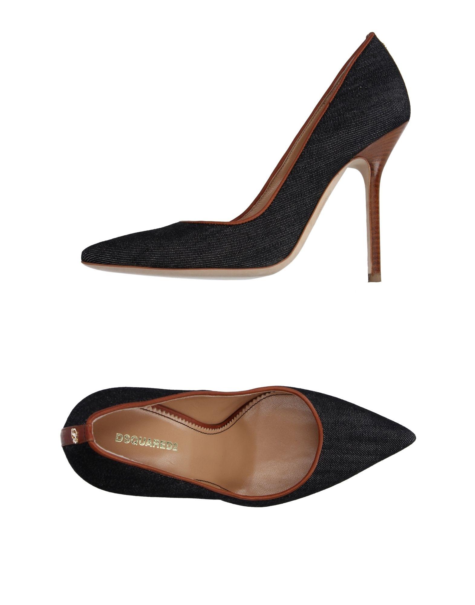 Dsquared2 Pumps Damen  11068102ISGut aussehende strapazierfähige strapazierfähige strapazierfähige Schuhe cc3091