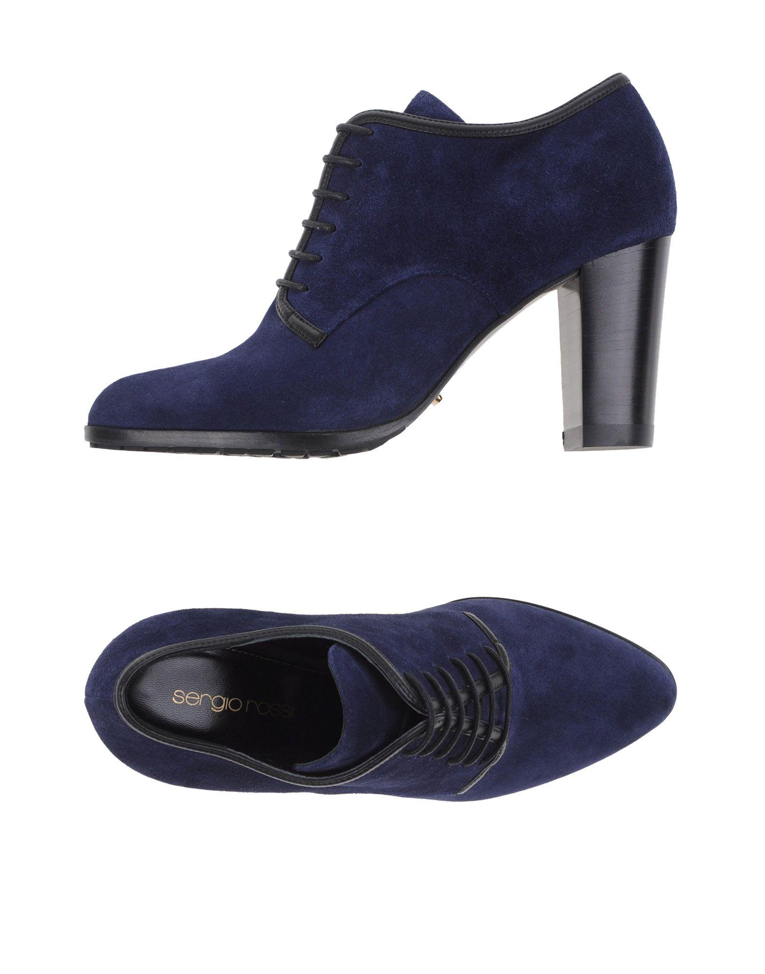 Sergio Rossi Schnürschuhe Damen  11068159IXGünstige gut aussehende Schuhe