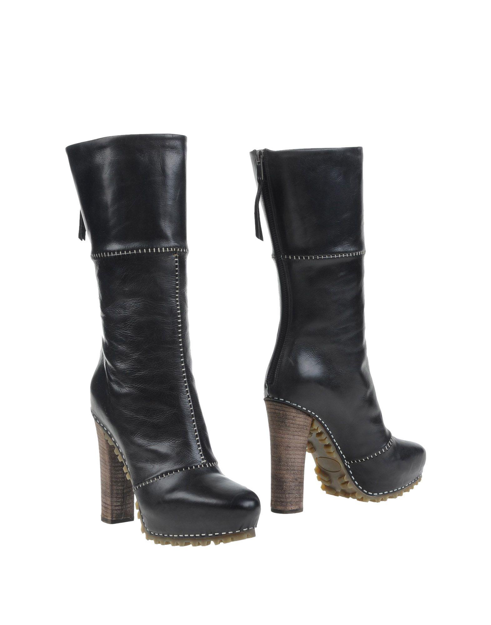 Premiata Stiefel Damen gut  11068325DTGünstige gut Damen aussehende Schuhe 99055a