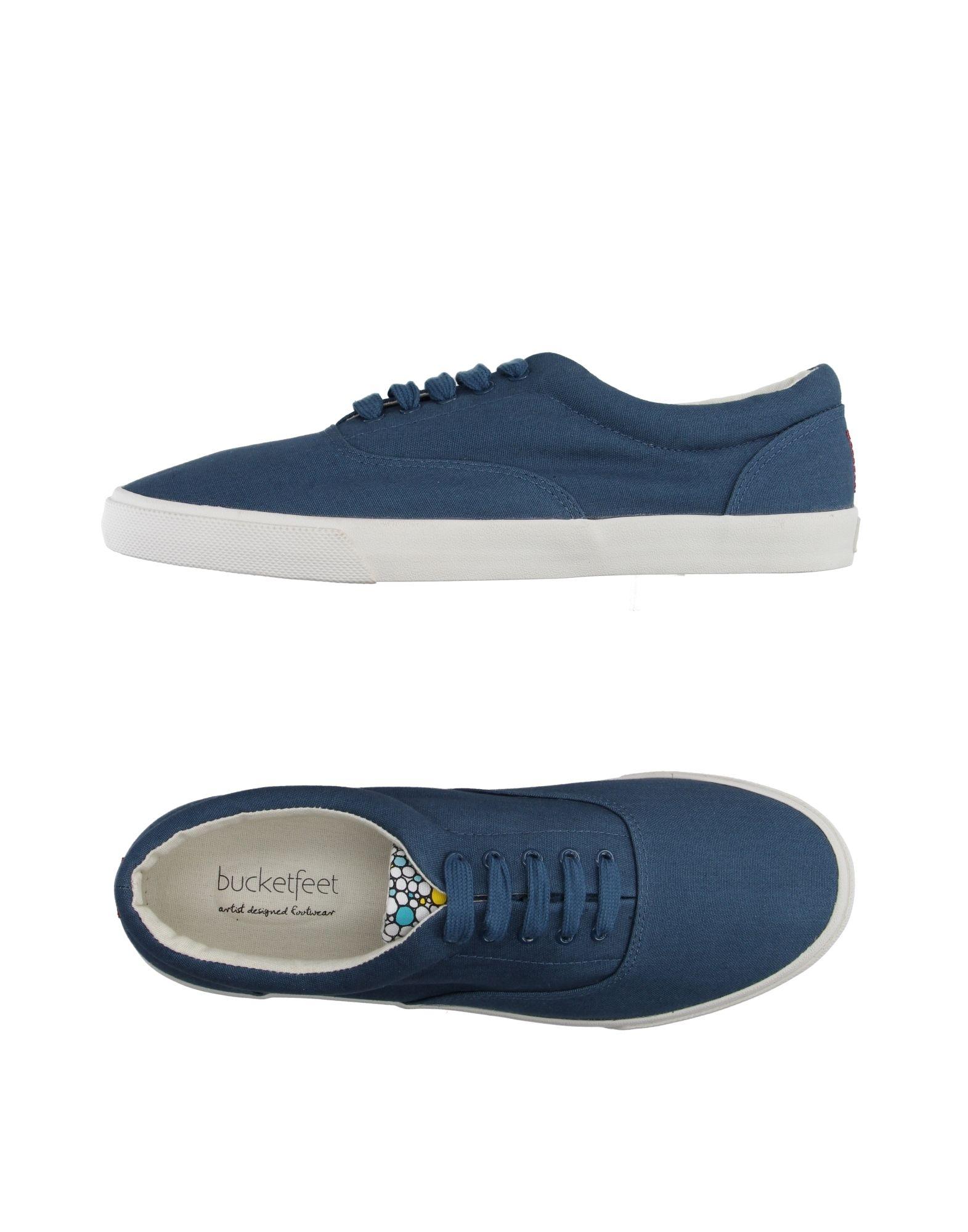 Rabatt echte Schuhe Bucketfeet Sneakers Herren  11068443JE