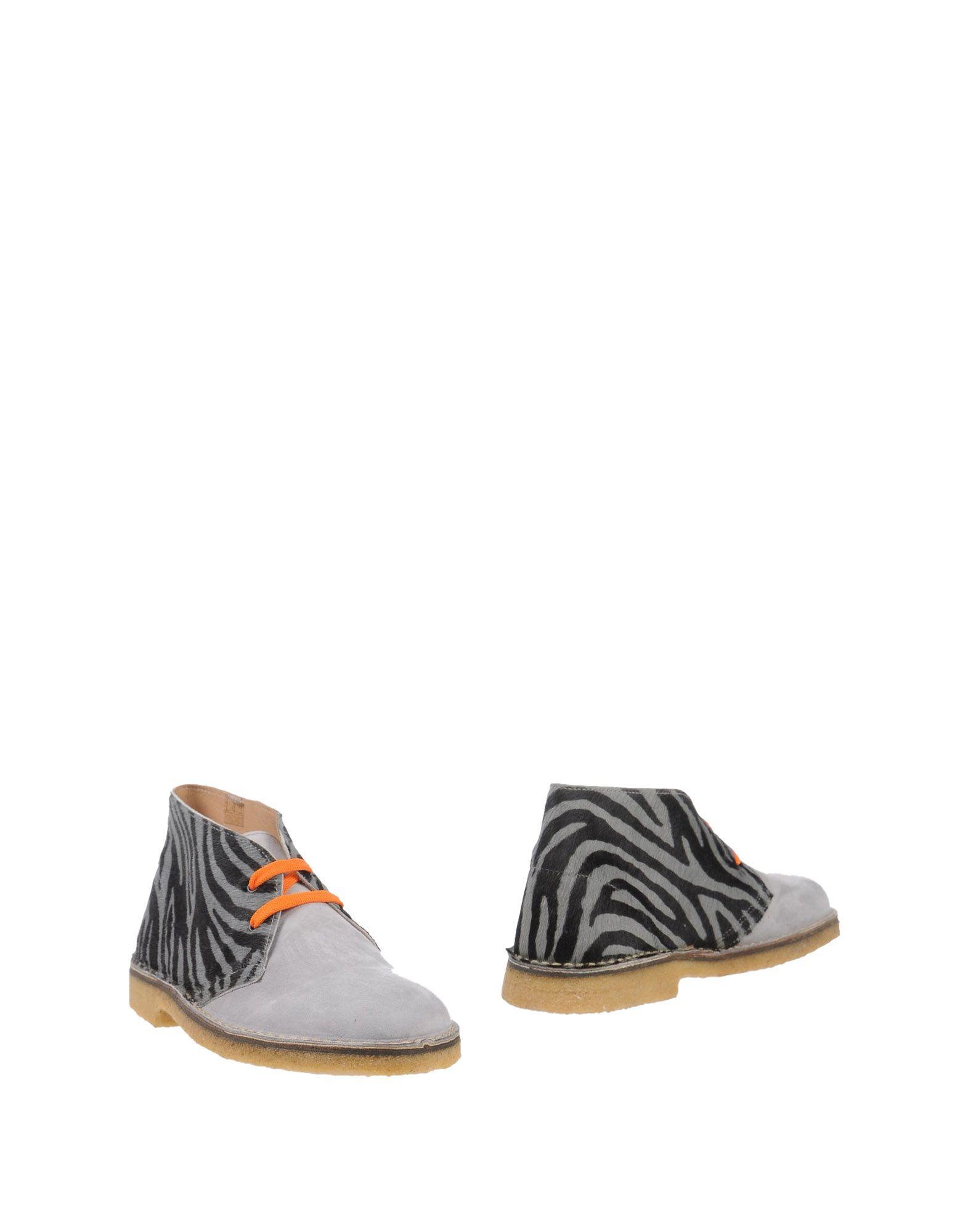 Bottine Yaturni Homme - Bottines Yaturni  Gris Nouvelles chaussures pour hommes et femmes, remise limitée dans le temps