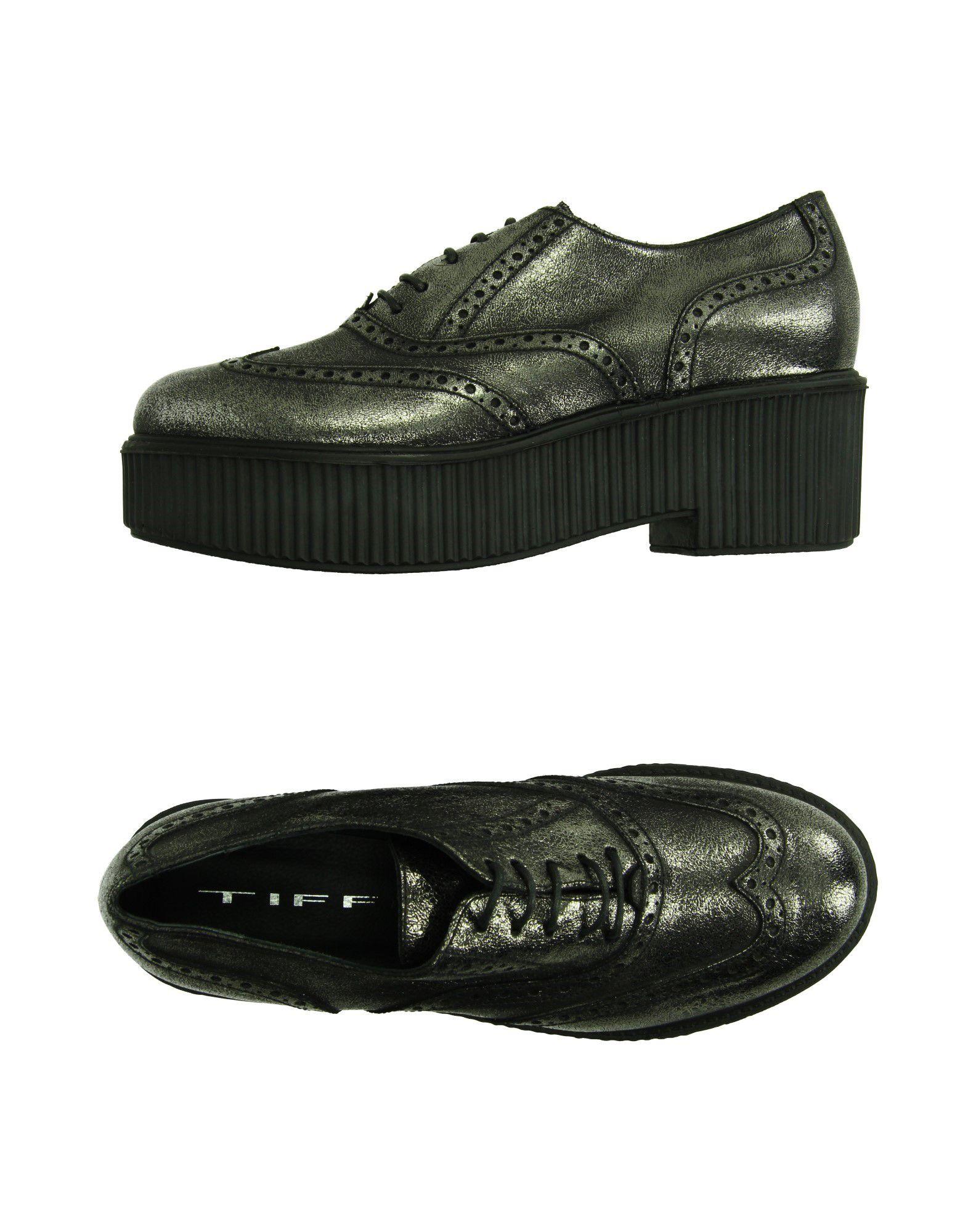 Chaussures À Lacets Tiffi Femme - Chaussures À Lacets Tiffi sur