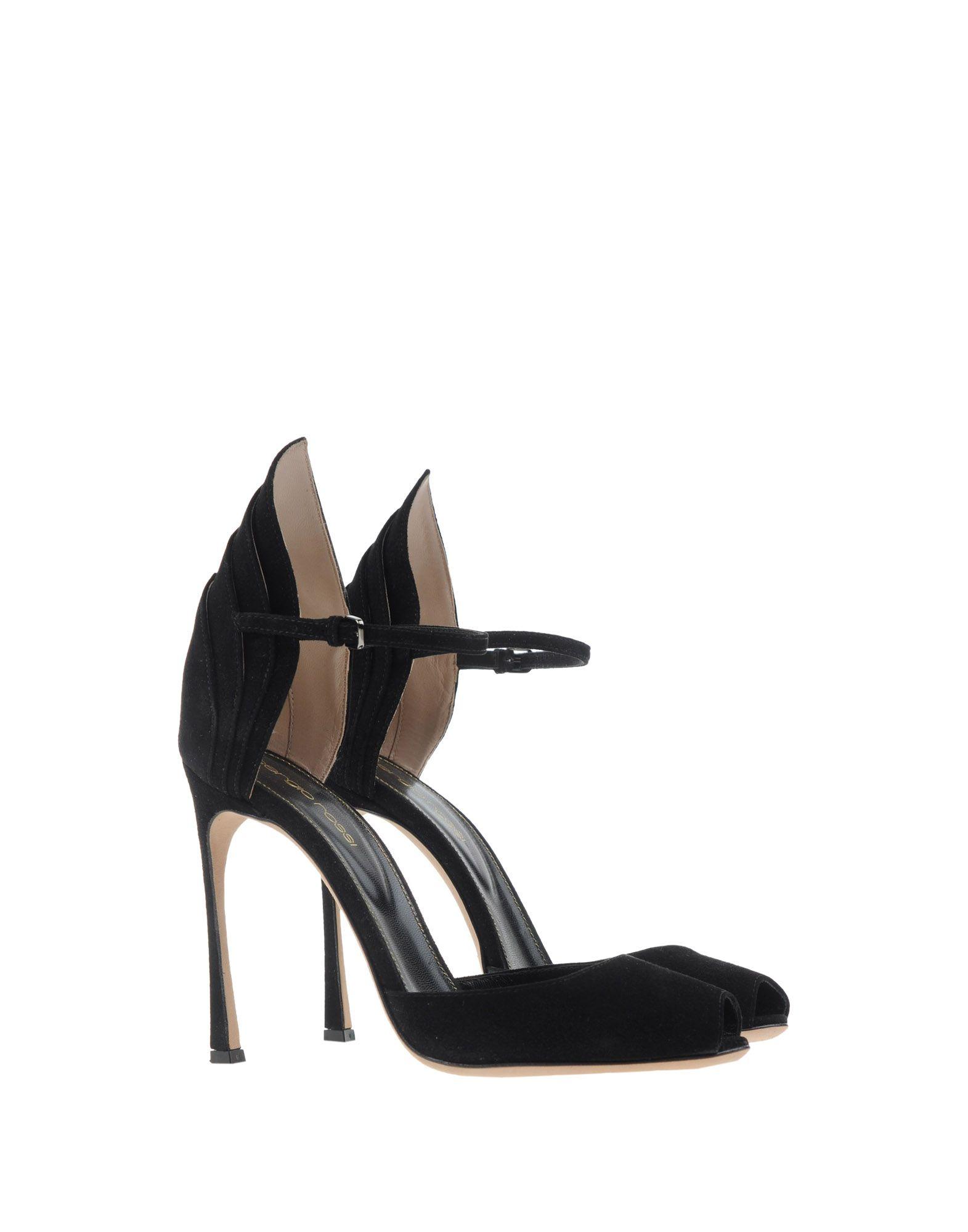 Sergio  Rossi Sandalen Damen  Sergio 11068614FNGünstige gut aussehende Schuhe 7a605d
