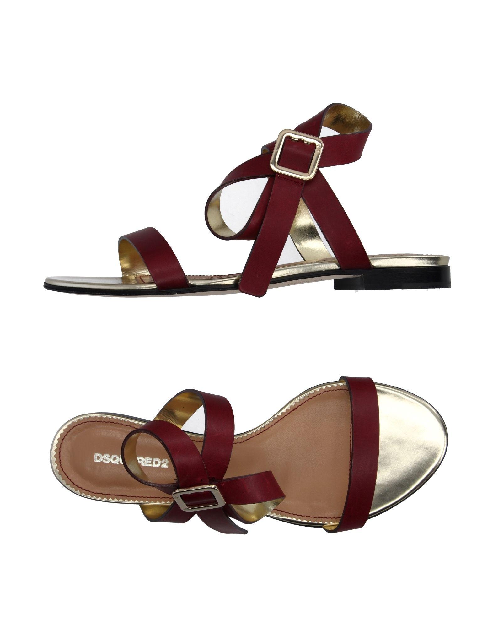 DsquaROT2 Sandalen Damen 11068941CQGut Schuhe aussehende strapazierfähige Schuhe 11068941CQGut 339d5b