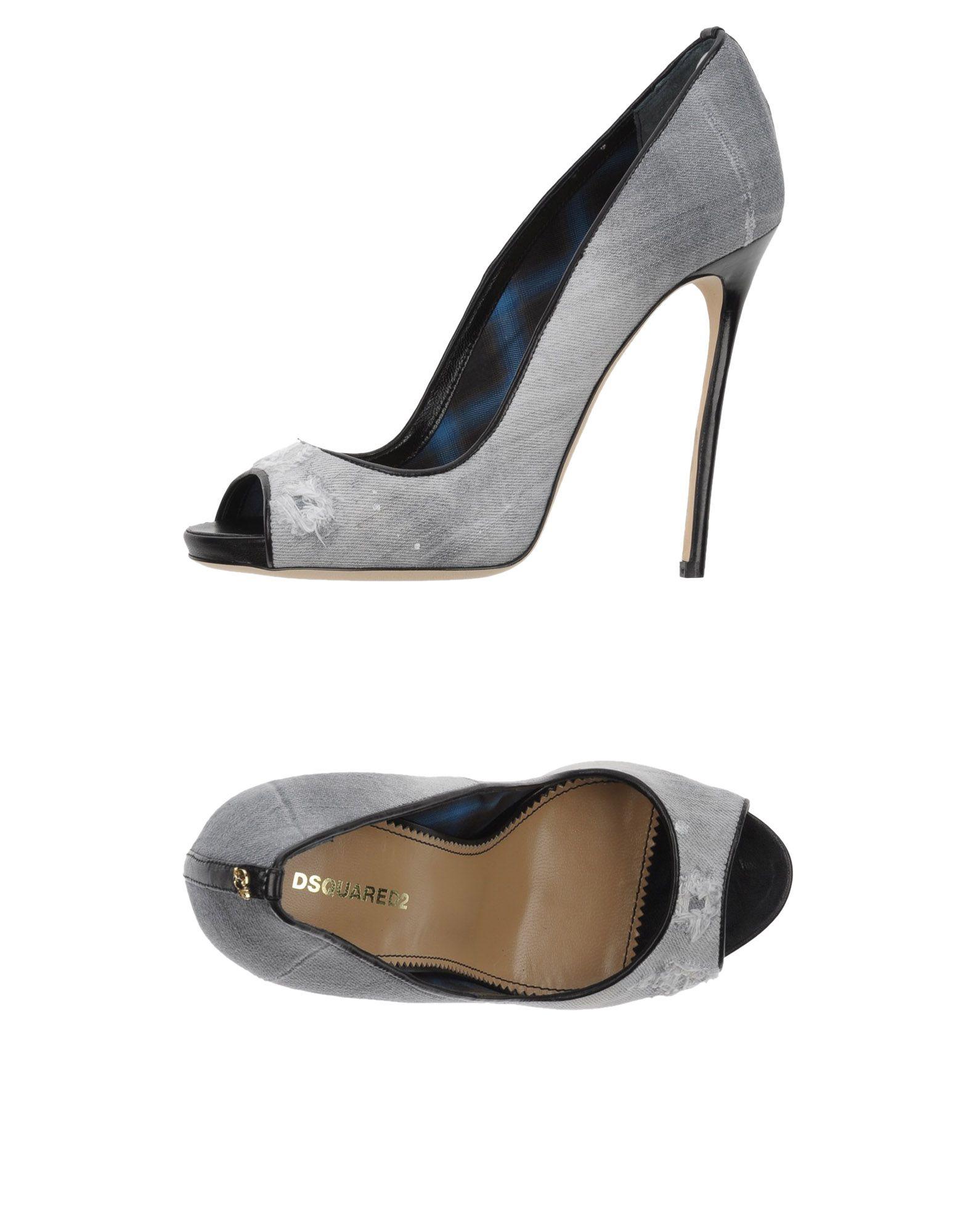 Dsquared2 Pumps Damen  11069921IXGünstige gut aussehende Schuhe