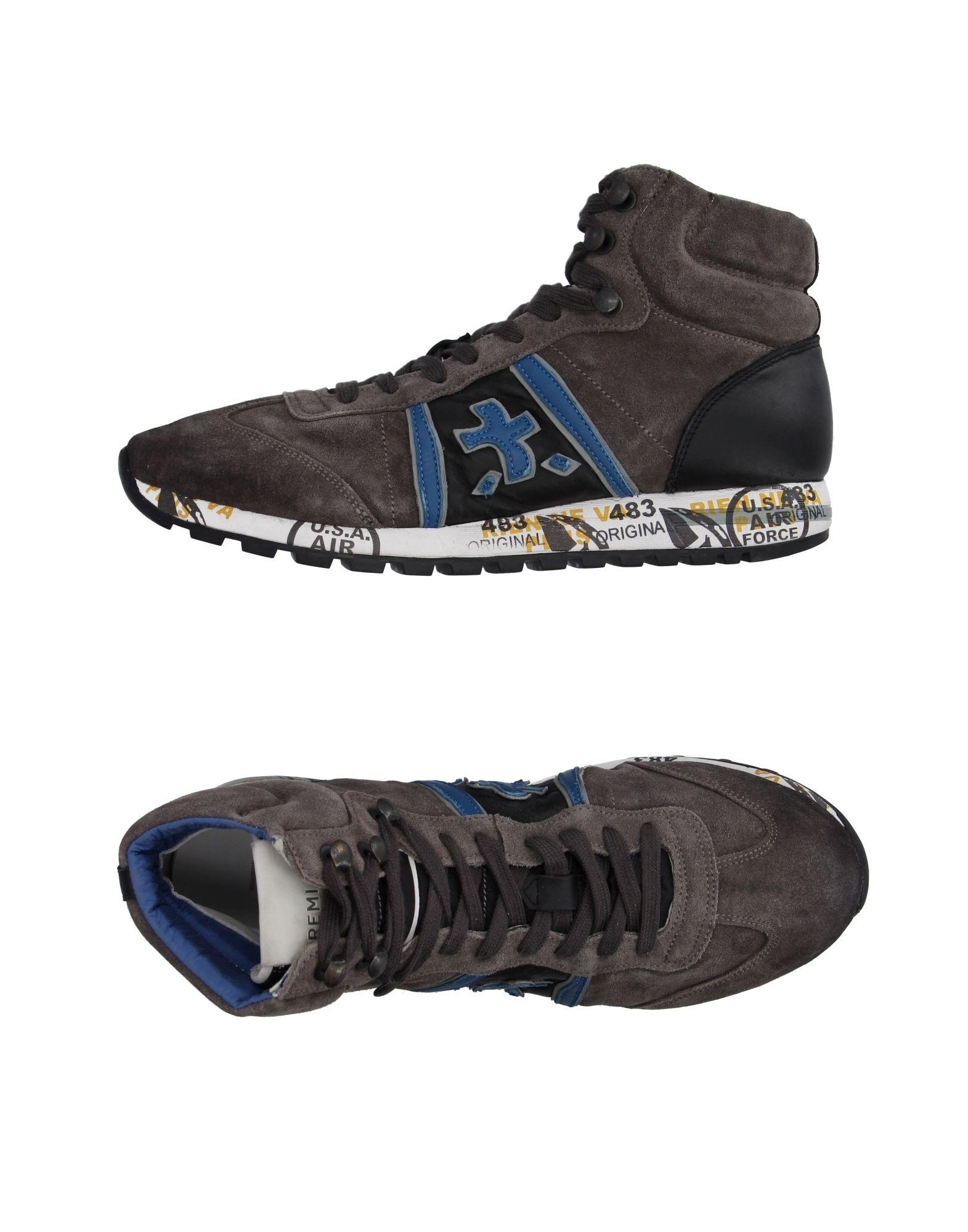 Rabatt echte Schuhe Premiata Sneakers Herren  11070440IE
