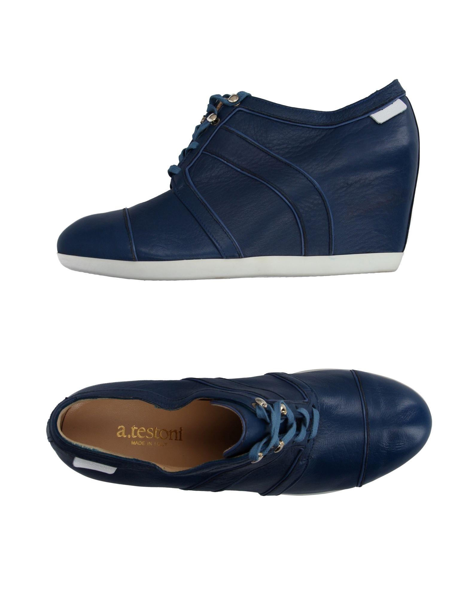 A.Testoni Schnürschuhe Damen  11070961SJ Gute Qualität beliebte Schuhe
