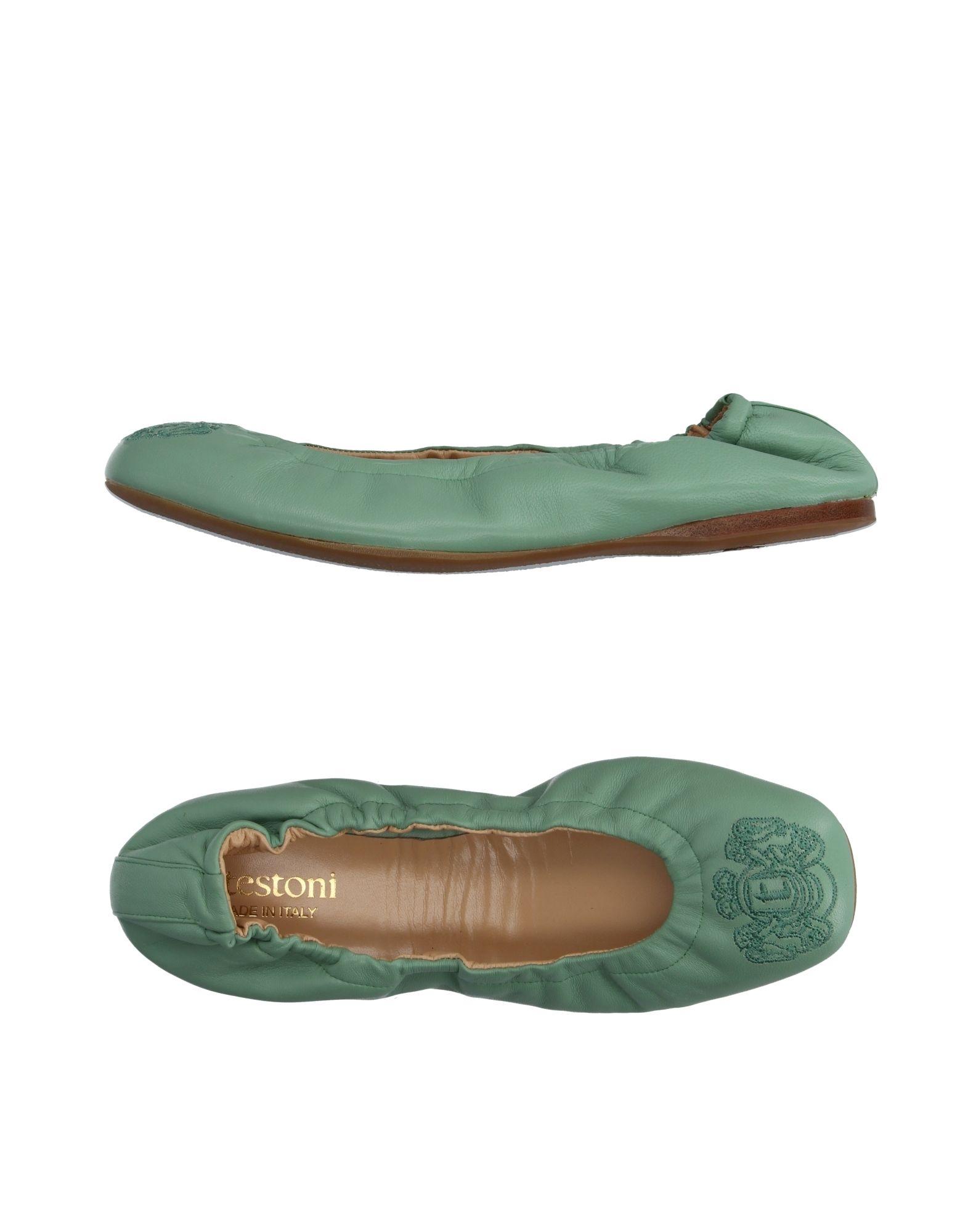A.Testoni Ballerinas Damen  11072166CCGut aussehende strapazierfähige Schuhe