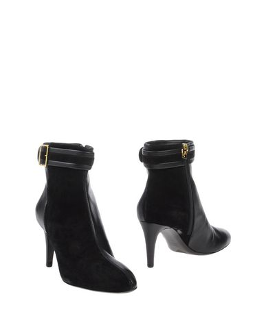 A.TESTONI Ankle Boot in Black