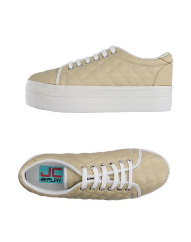 JC PLAY BY JEFFREY CAMPBELL Sneakers in Beige