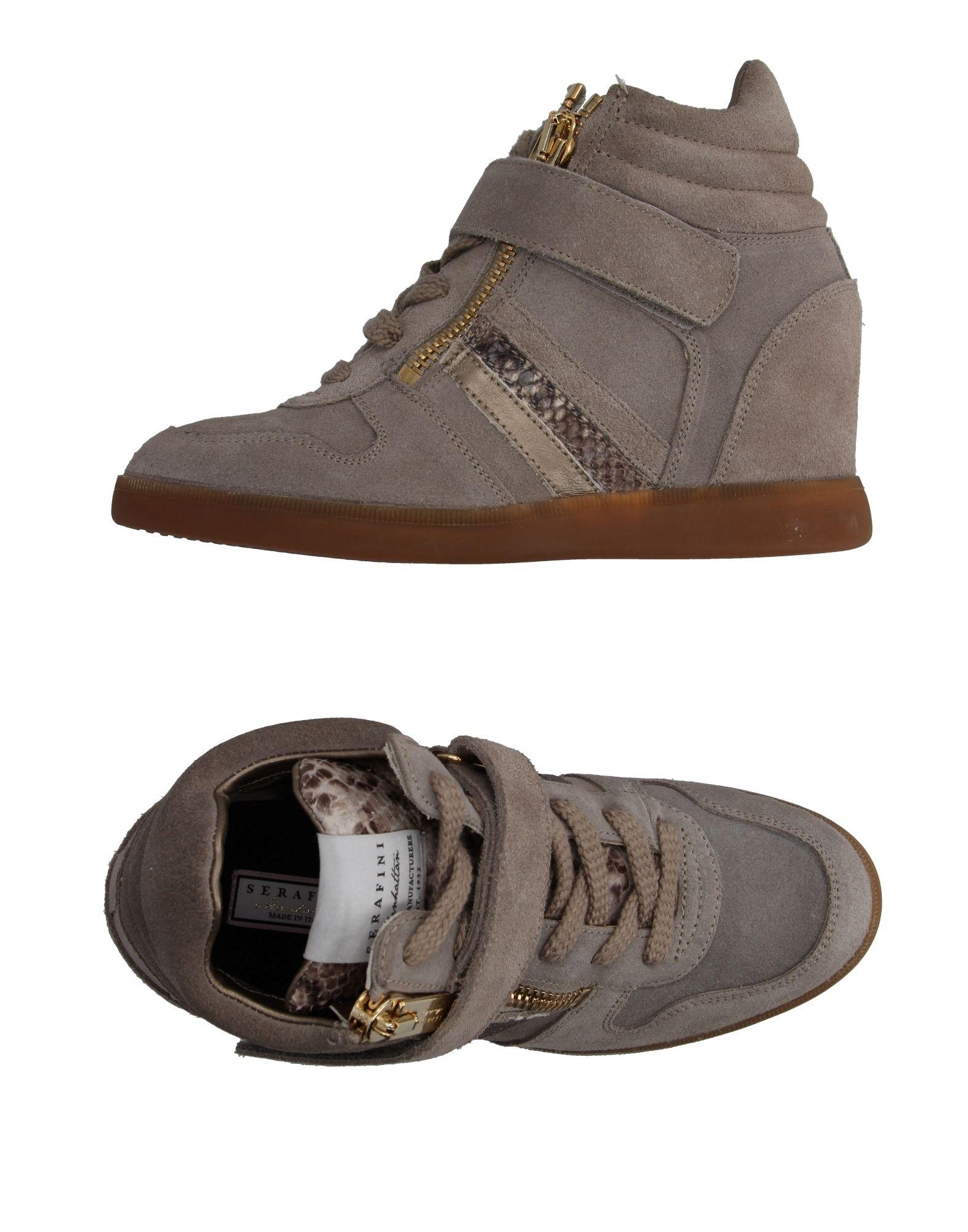 Sneakers Serafini Manhattan Donna - Acquista online su