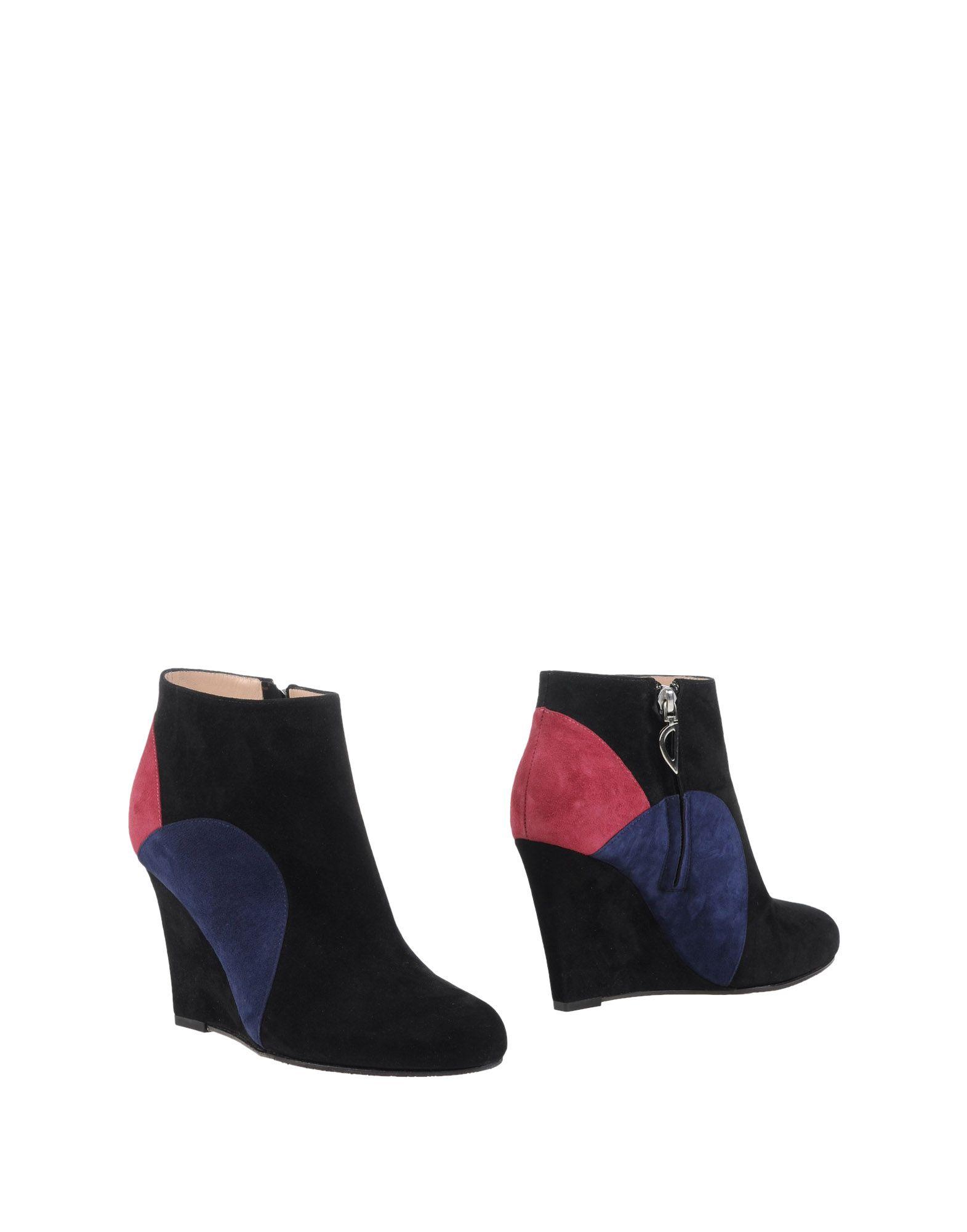 Rabatt Schuhe Dibrera By Paolo Zanoli Stiefelette Damen  11074911VB