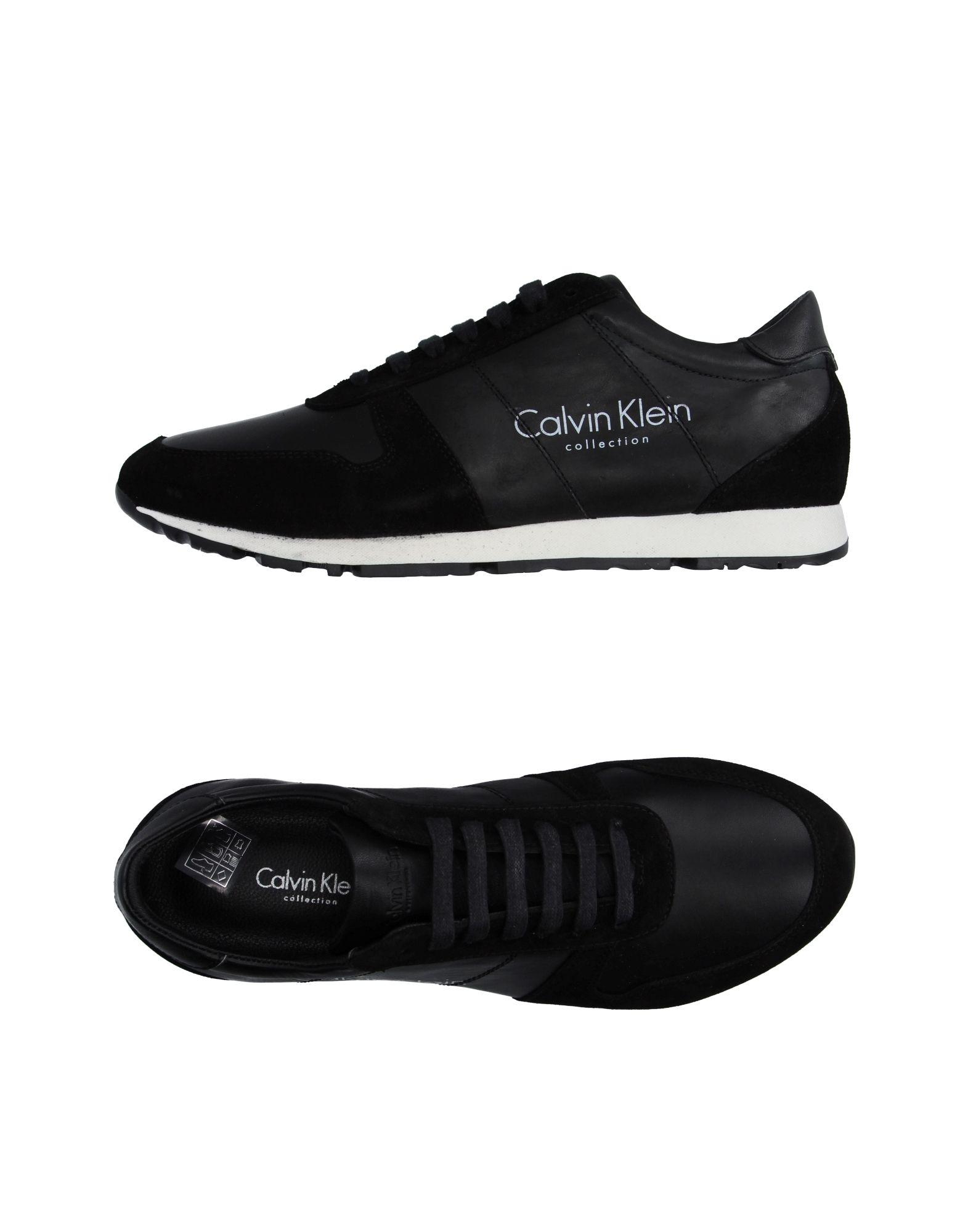 Rabatt echte Schuhe Calvin Klein Collection Sneakers Herren  11075426VT