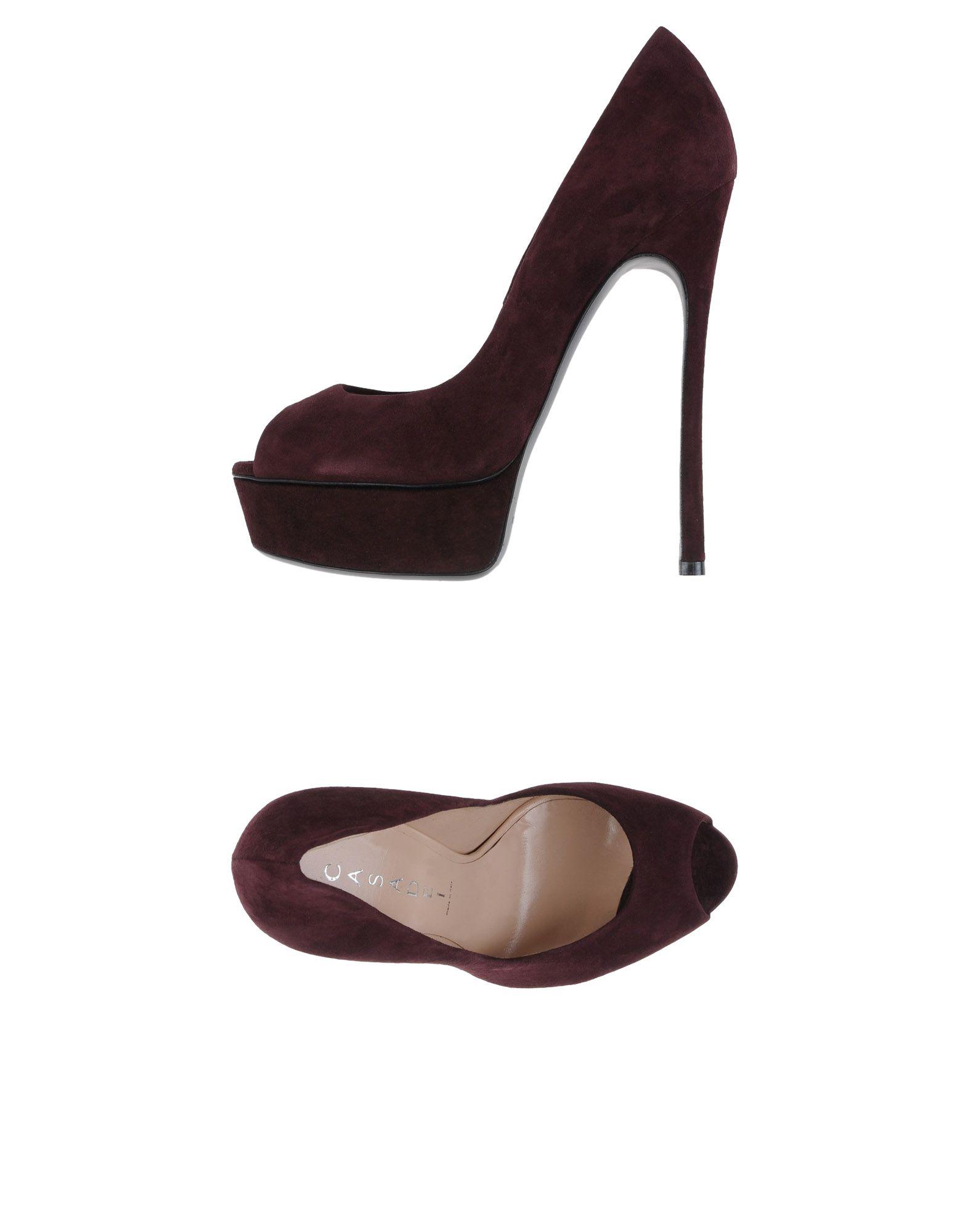 Casadei Pumps Damen  11075561DLGünstige gut aussehende Schuhe