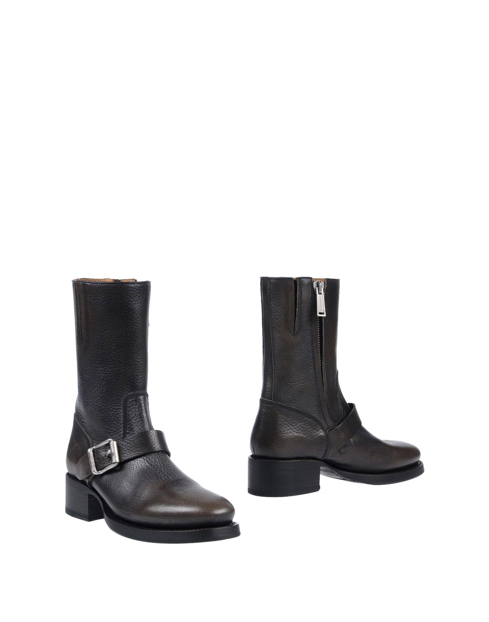 Dsquared2 Stiefelette Herren  11075743FO Gute Qualität beliebte Schuhe