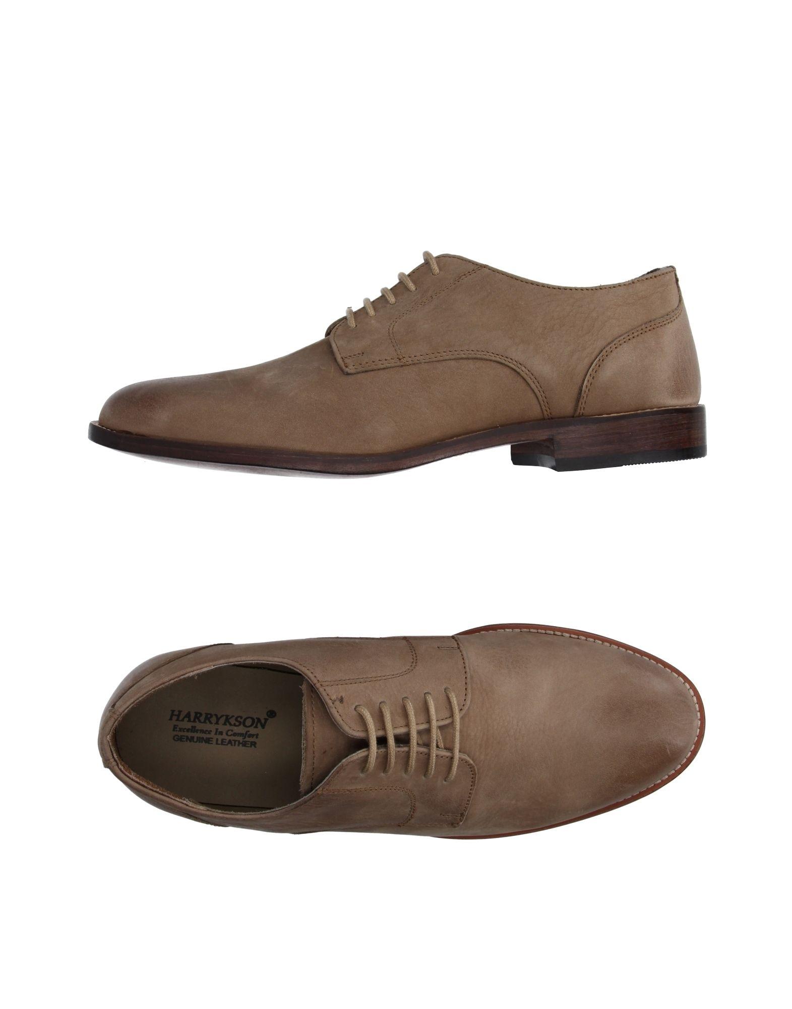 Rabatt echte Schuhe Harrykson® Schnürschuhe Herren  11075755KW