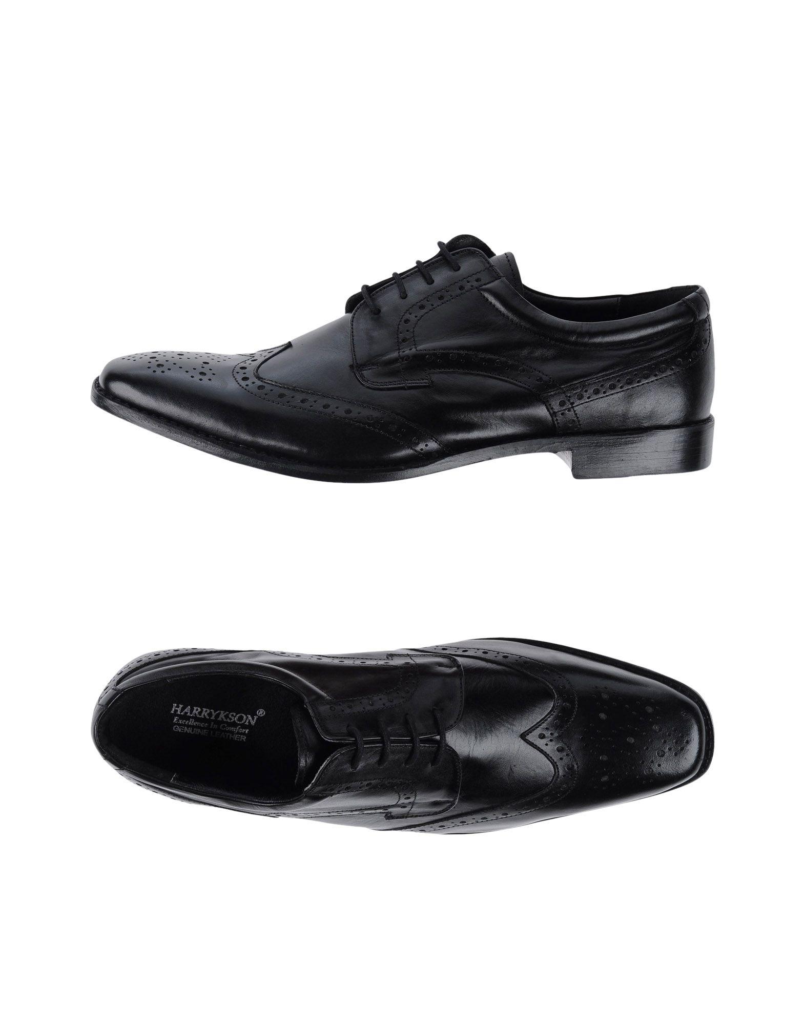 Rabatt echte Schuhe Harrykson® Schnürschuhe Herren  11075816XR