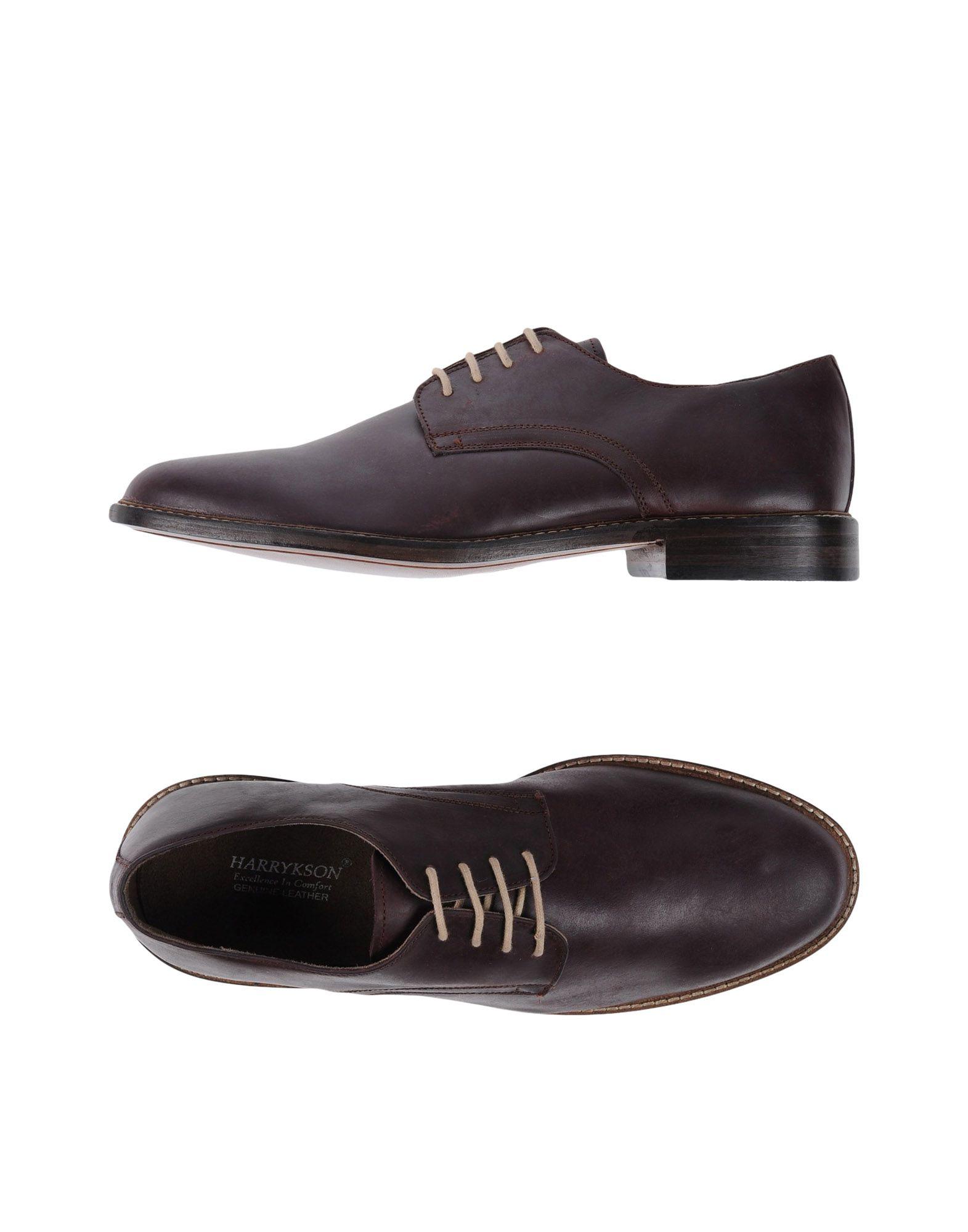 Rabatt echte Schuhe Harrykson® Schnürschuhe Herren  11075823PC