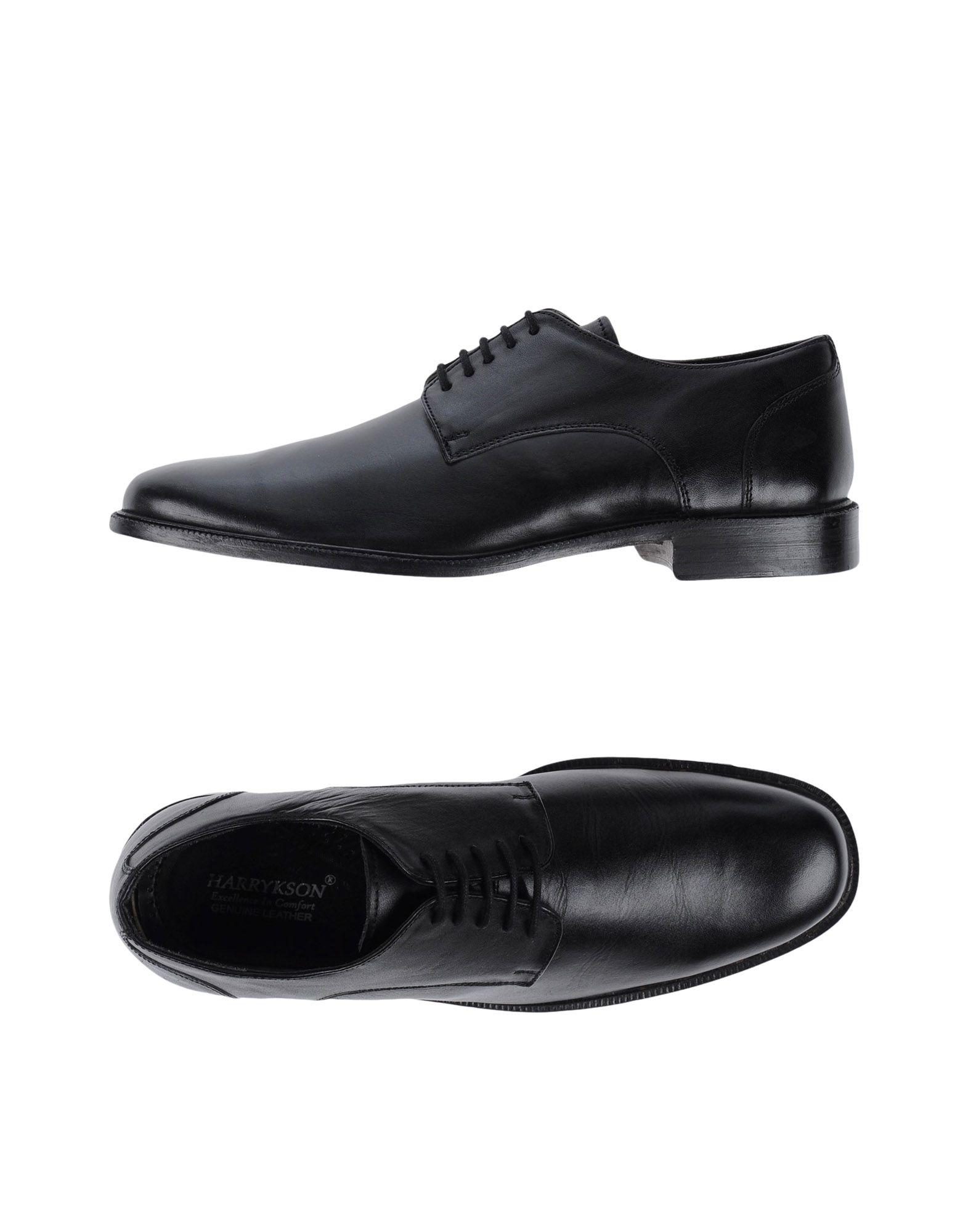 Rabatt echte Schuhe Harrykson® Schnürschuhe Herren  11075833SM