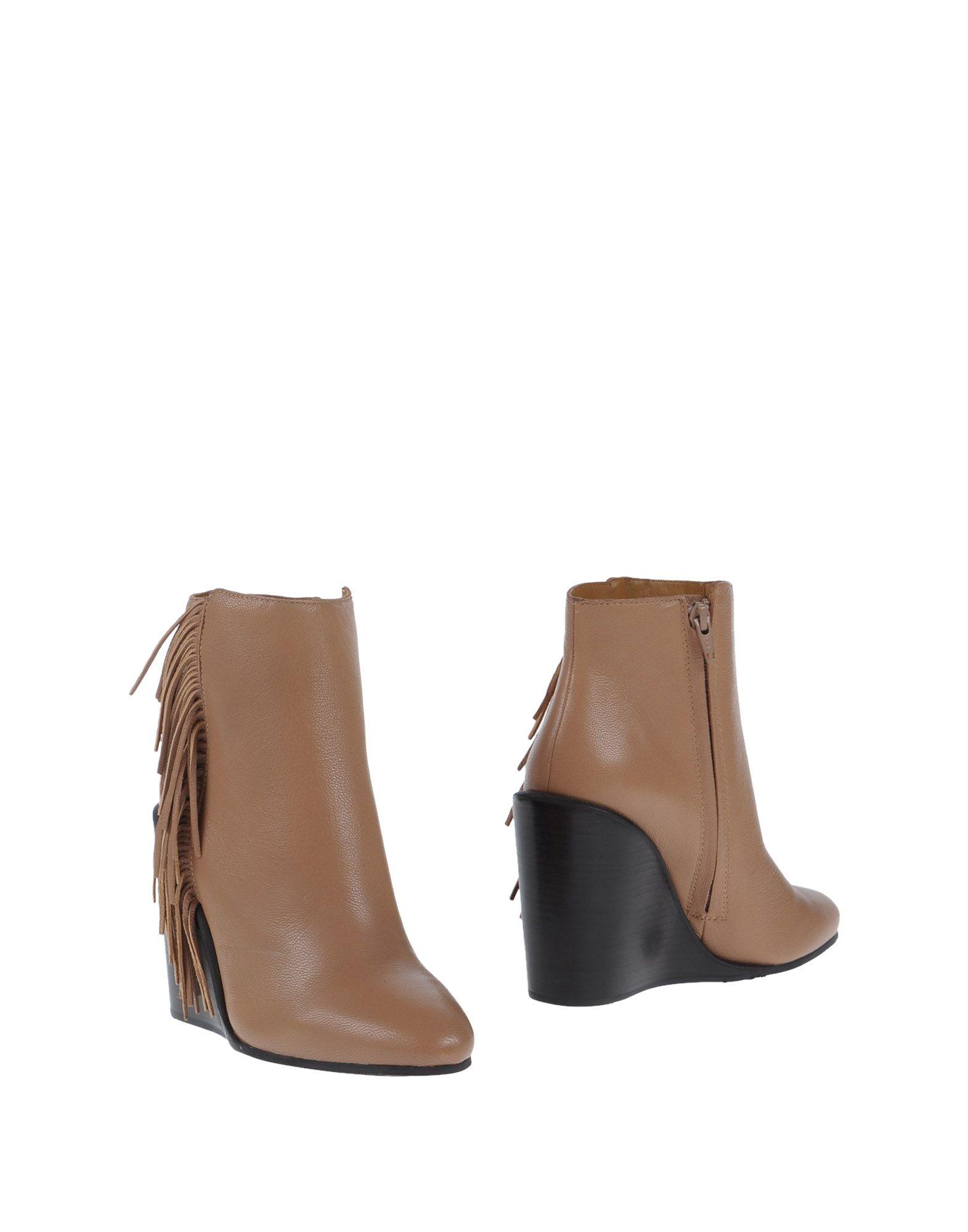 Rabatt Schuhe See By Chloé Stiefelette Damen  11075965PM