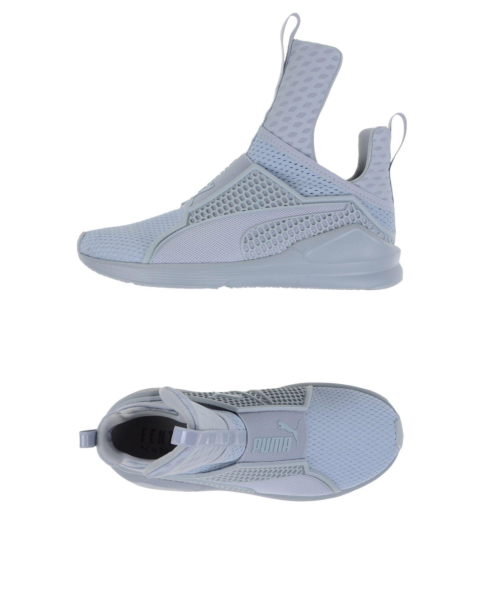 innovative design 143ec a2b00 FENTY PUMA by RIHANNA Sneakers - Footwear | YOOX.COM