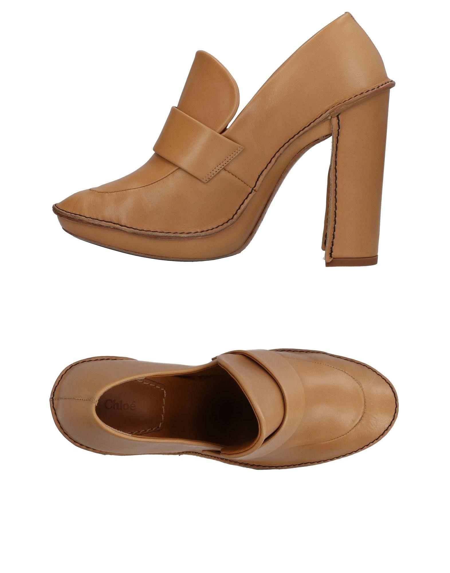 Chloé gut Mokassins Damen  11078577VWGünstige gut Chloé aussehende Schuhe 7fe7a2