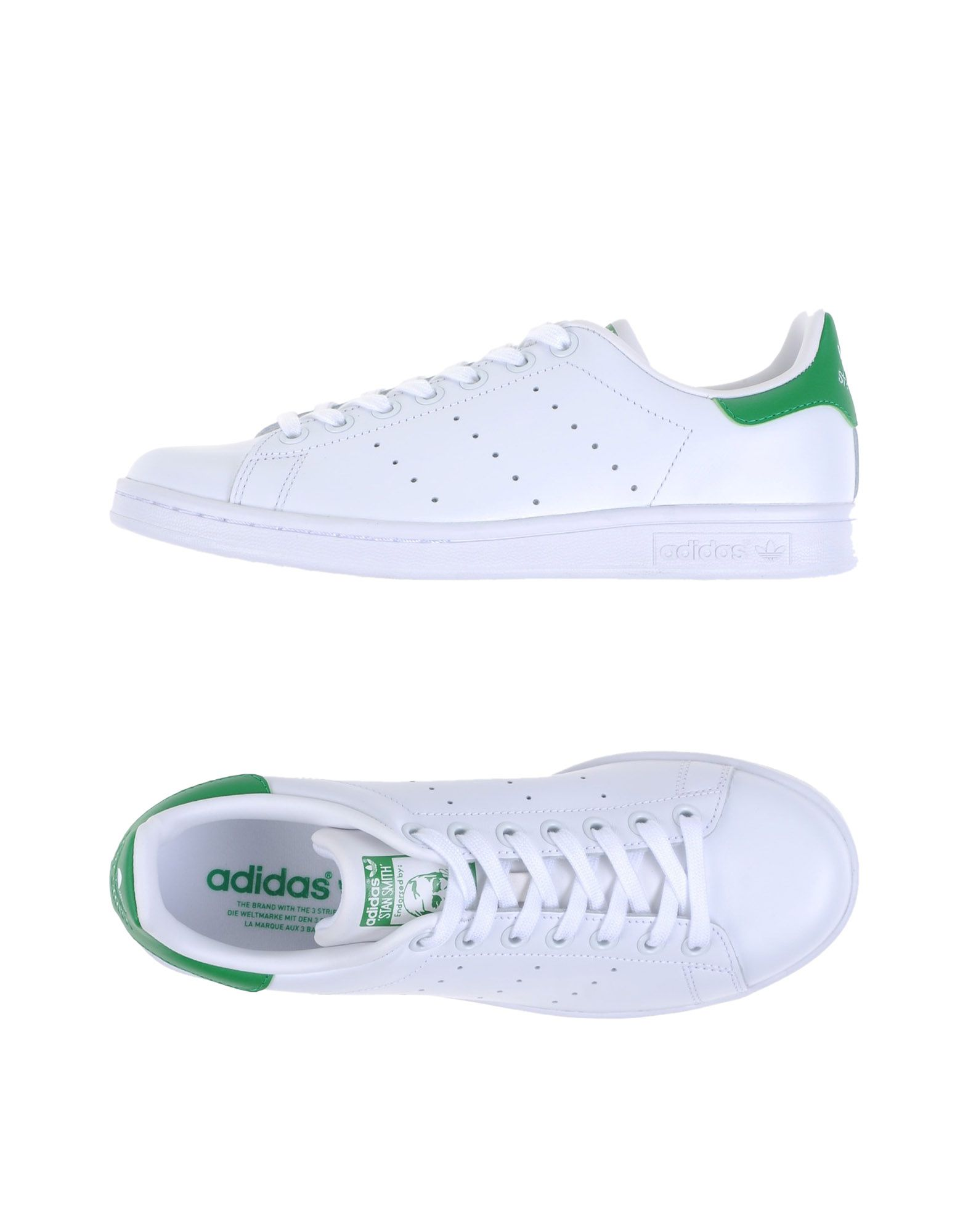 Sneakers Adidas Originals Stan Smith - Donna - 11081235TI