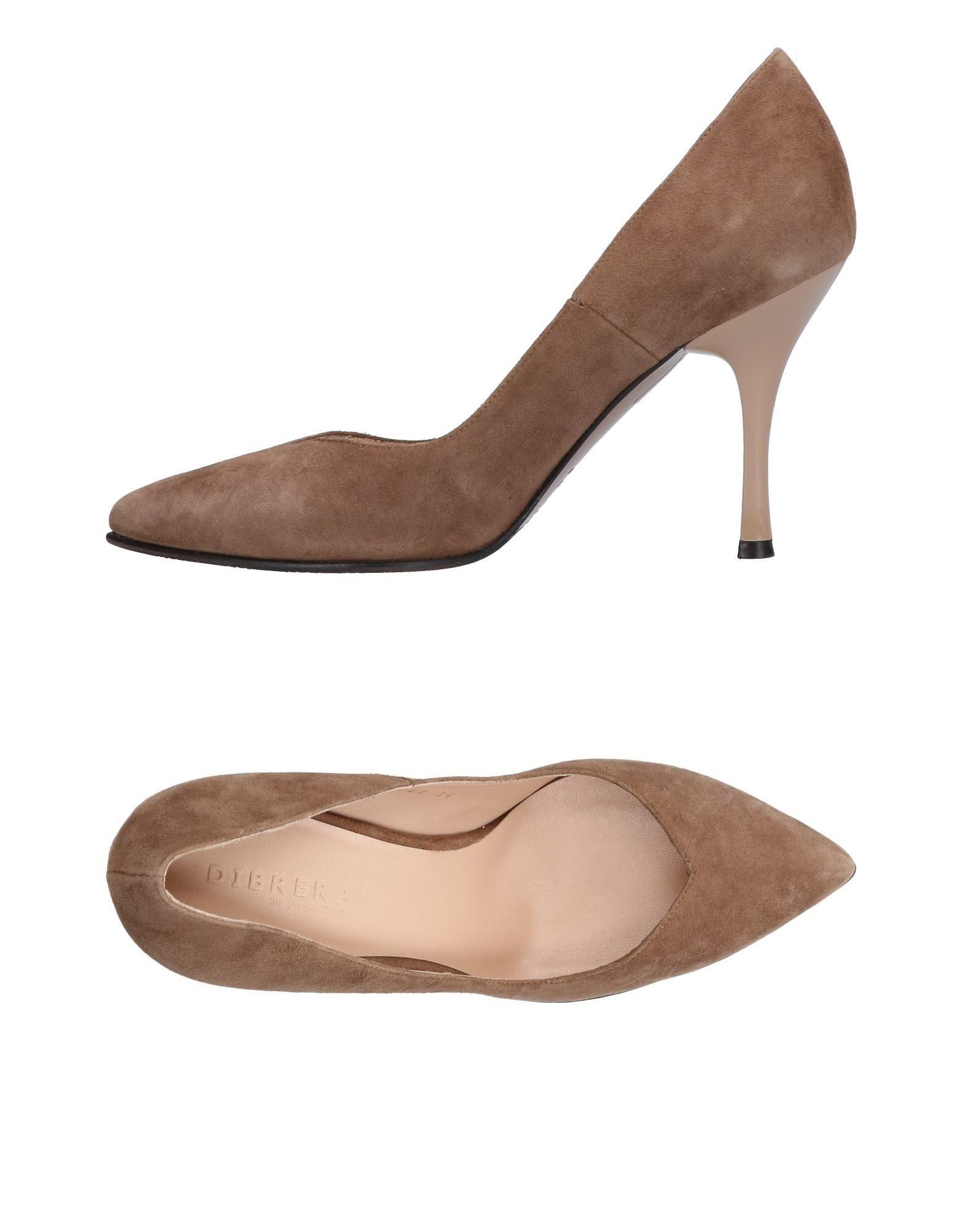 Rabatt Schuhe Dibrera By Paolo Zanoli Pumps Damen  11081252TD
