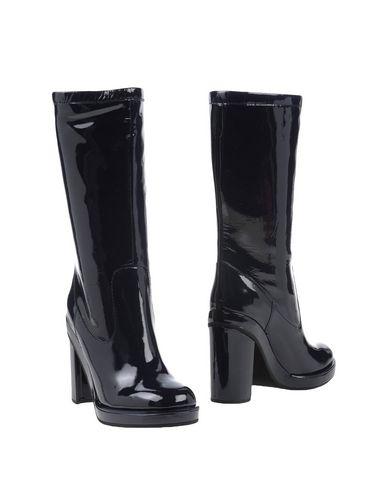For sale online footaction online JIL SANDER NAVY Boots 7kxu5sX