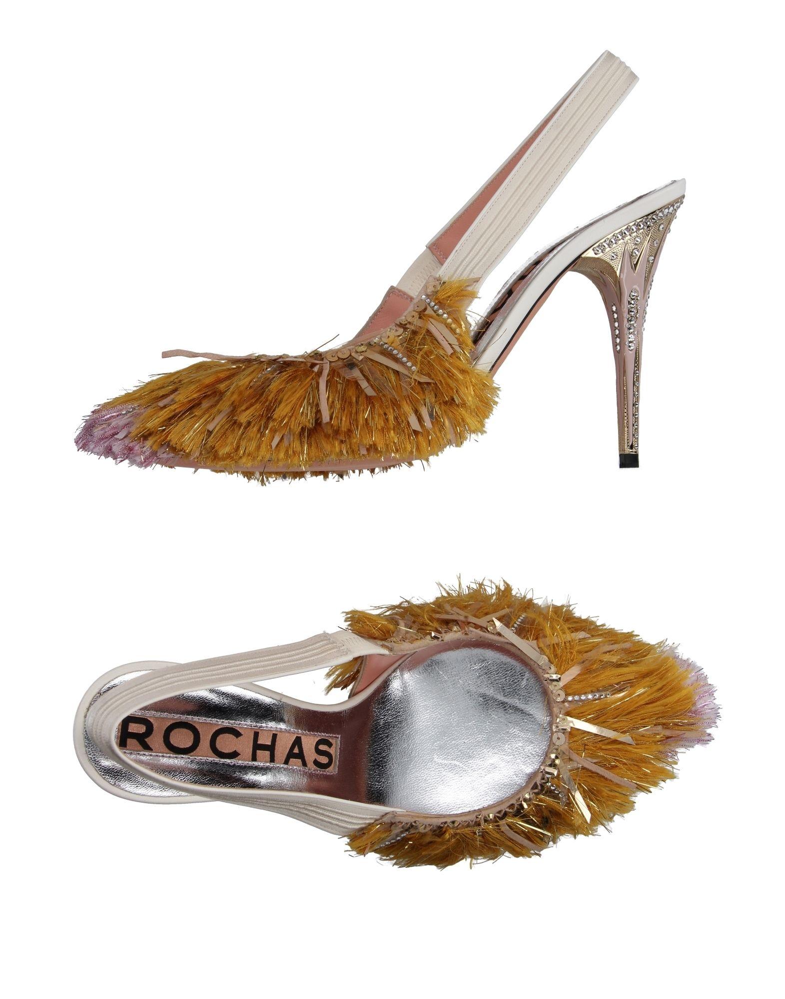 Rochas Pumps Damen  11081863IGGünstige gut aussehende Schuhe
