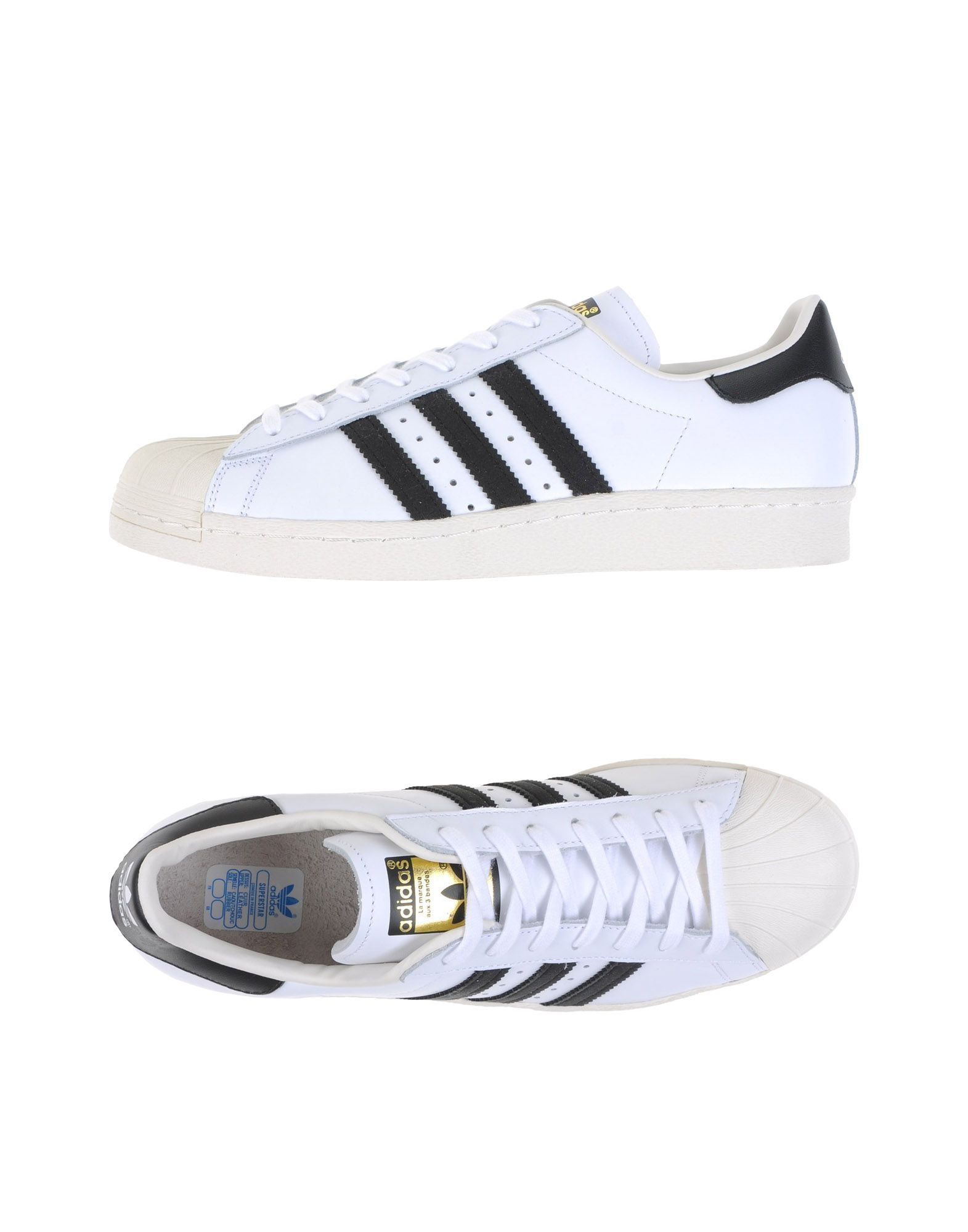Adidas Originals Superstar 80S - Uomo - 11082081TN