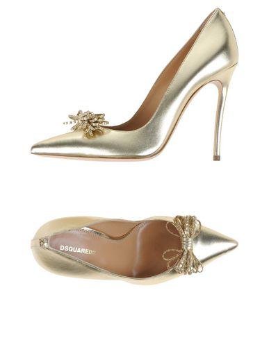 Zapatos casuales salvajes Zapato - De Salón Dsquared2 Mujer - Zapato Salones Dsquared2 - 11082283RT Platino 9d8199
