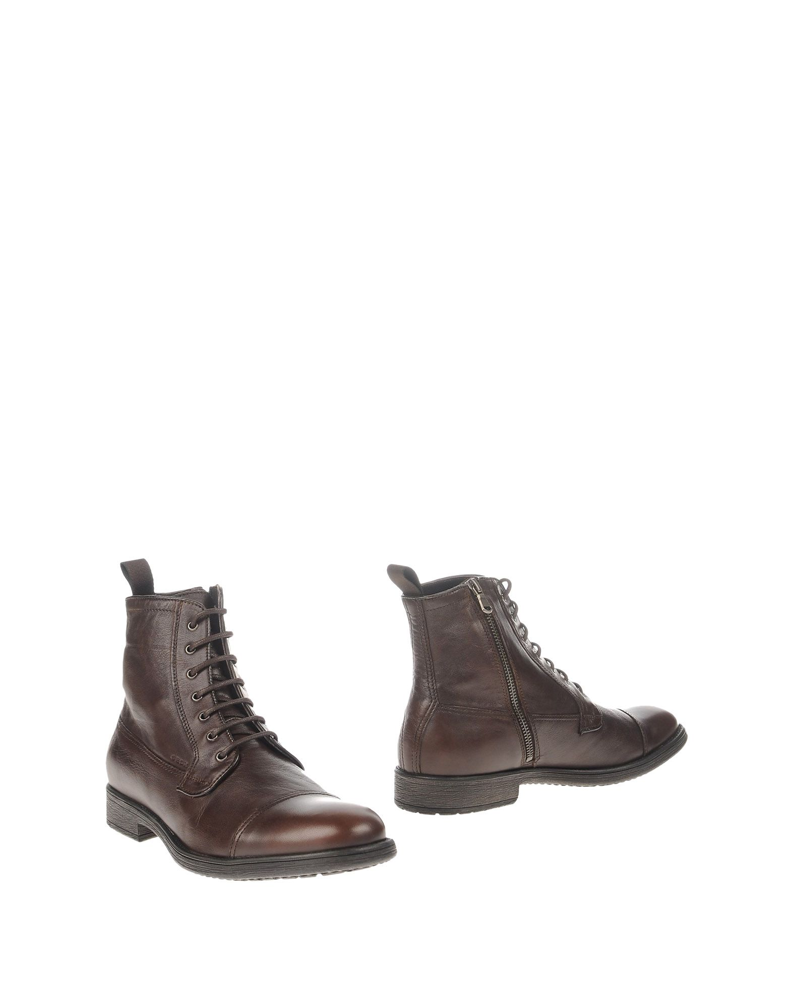 Bottine Geox Homme - Bottines Geox  Moka Super rabais