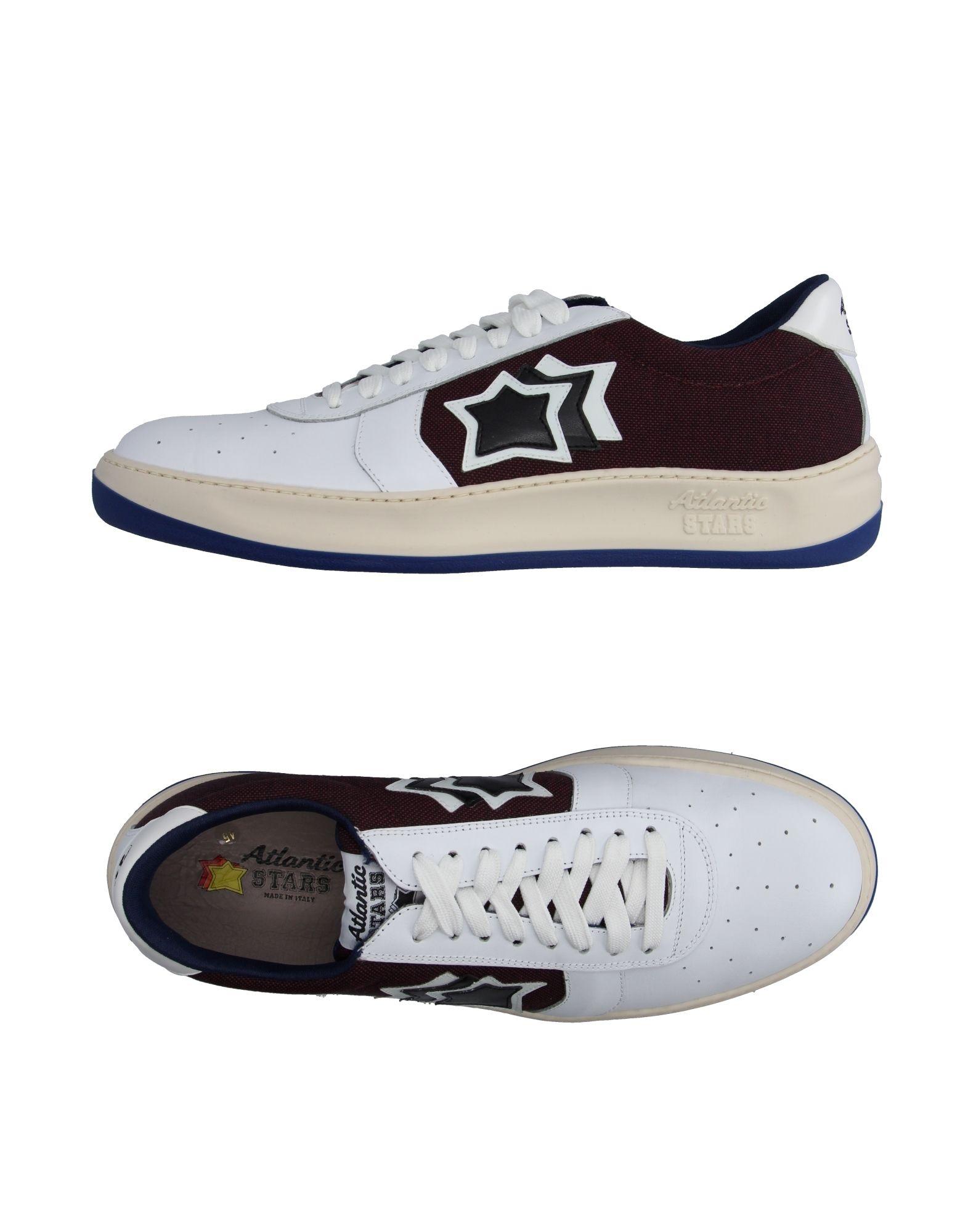Rabatt echte Schuhe Atlantic  Stars Sneakers Herren  Atlantic 11083794OT b03796