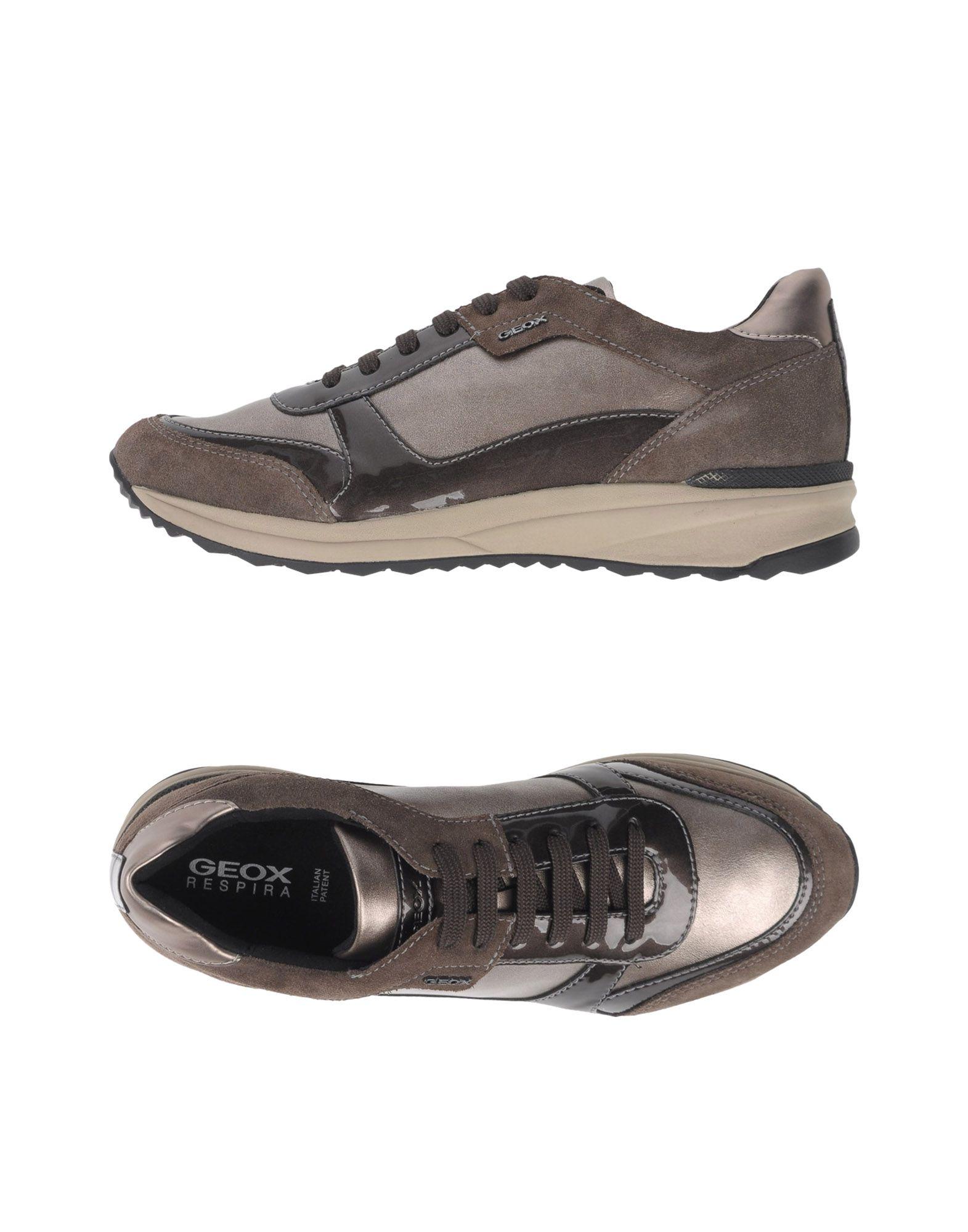 Gut um billige Schuhe  zu tragenGeox Sneakers Damen  Schuhe 11083921IL 97c562